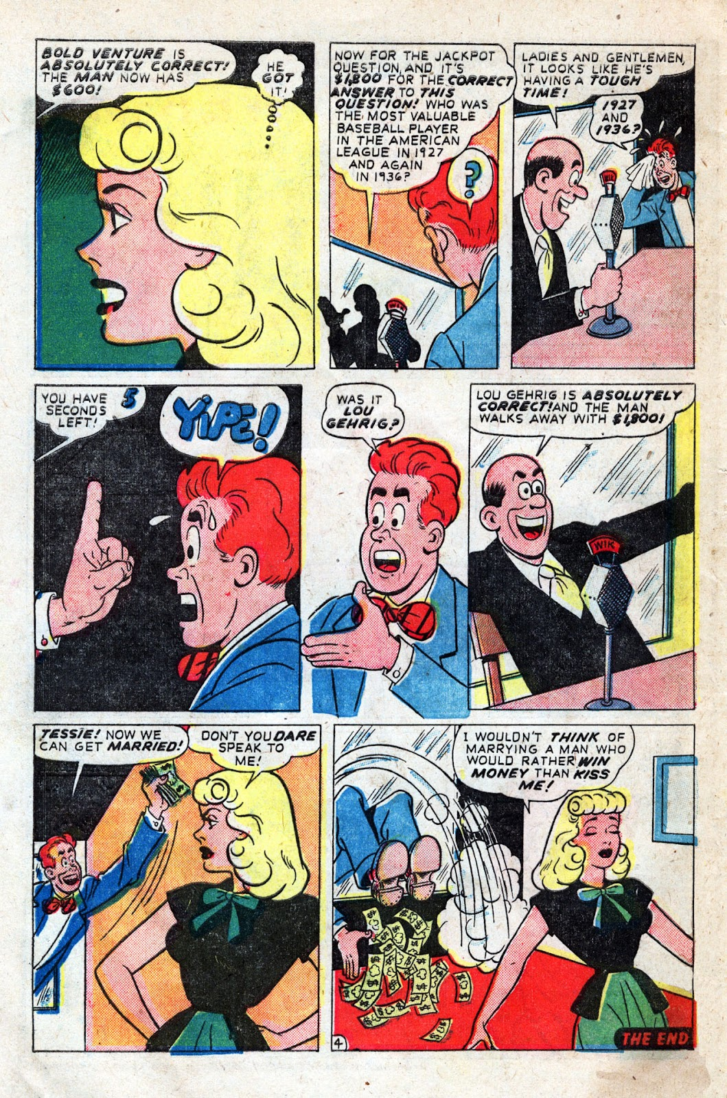 Read online Joker Comics comic -  Issue #33 - 32