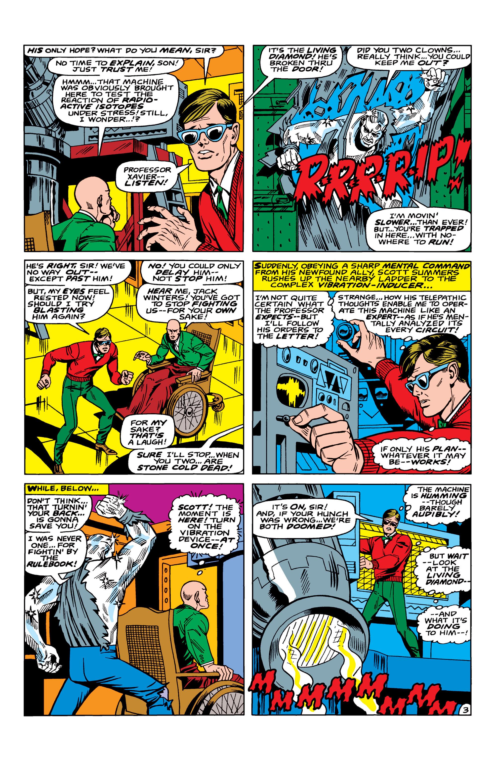 Read online Uncanny X-Men (1963) comic -  Issue #42 - 19
