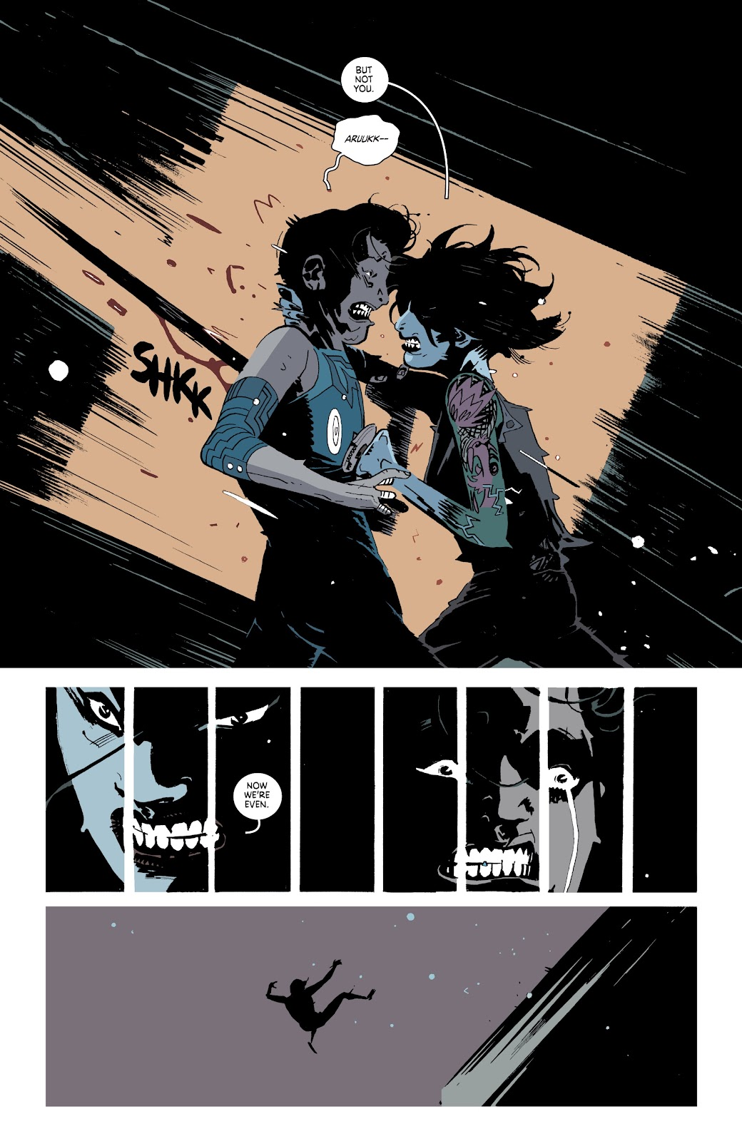 Read online Deadly Class comic -  Issue #37 - 22