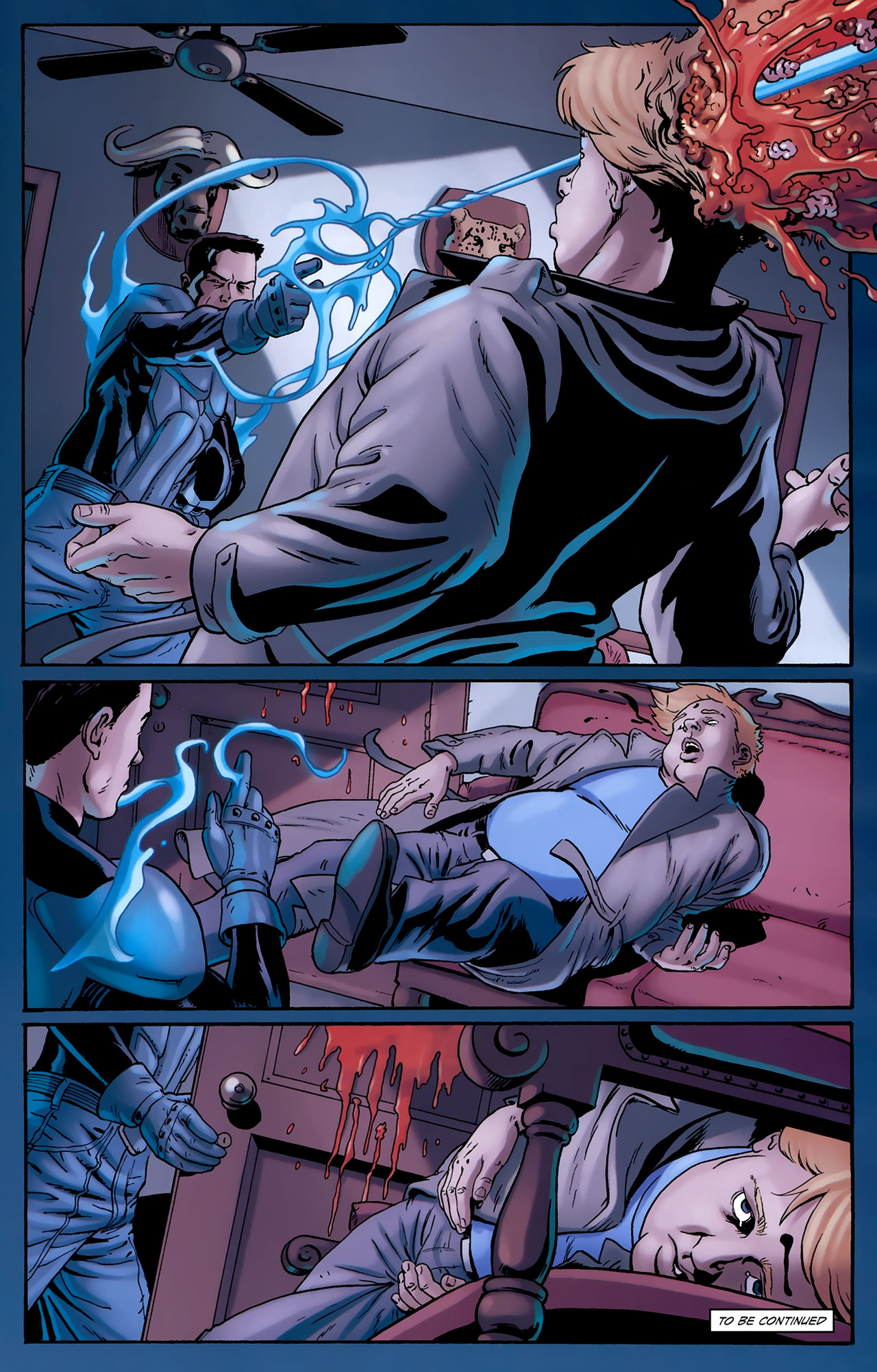 Read online Absolution comic -  Issue #0 - 13