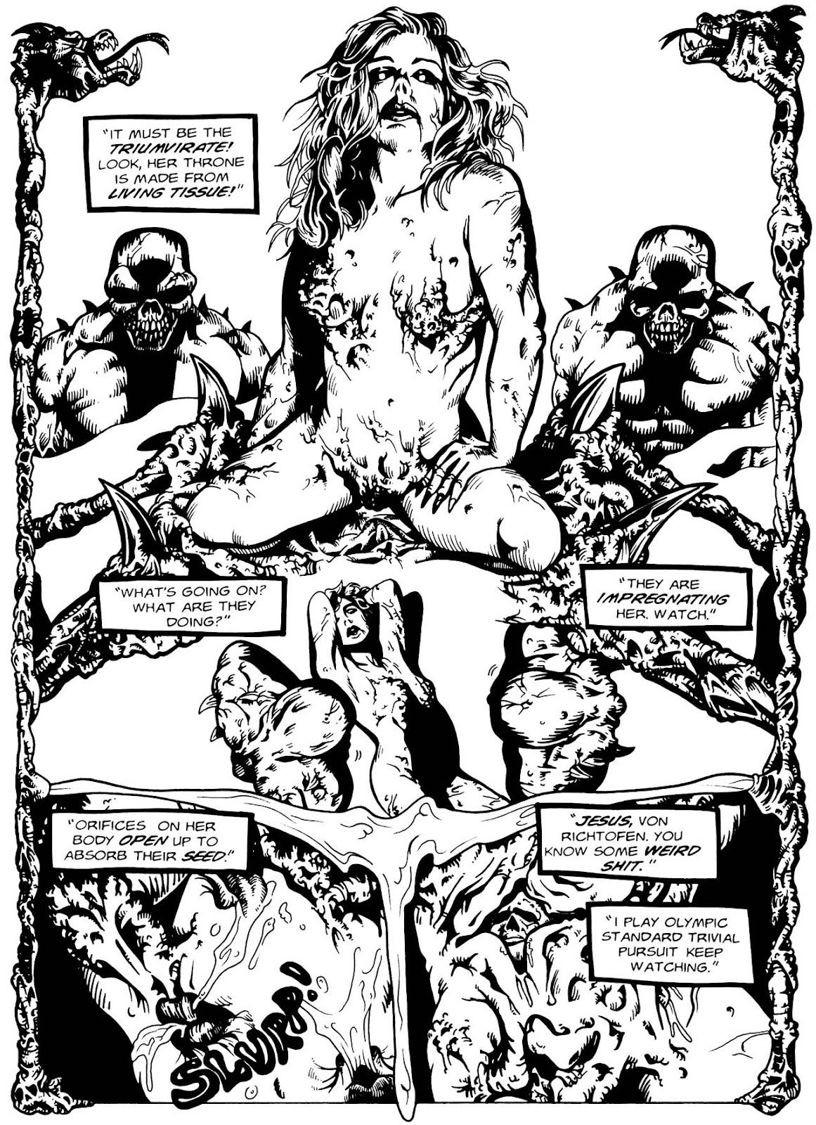 Read online Night of the Living Dead (1994) comic -  Issue #3 - 23