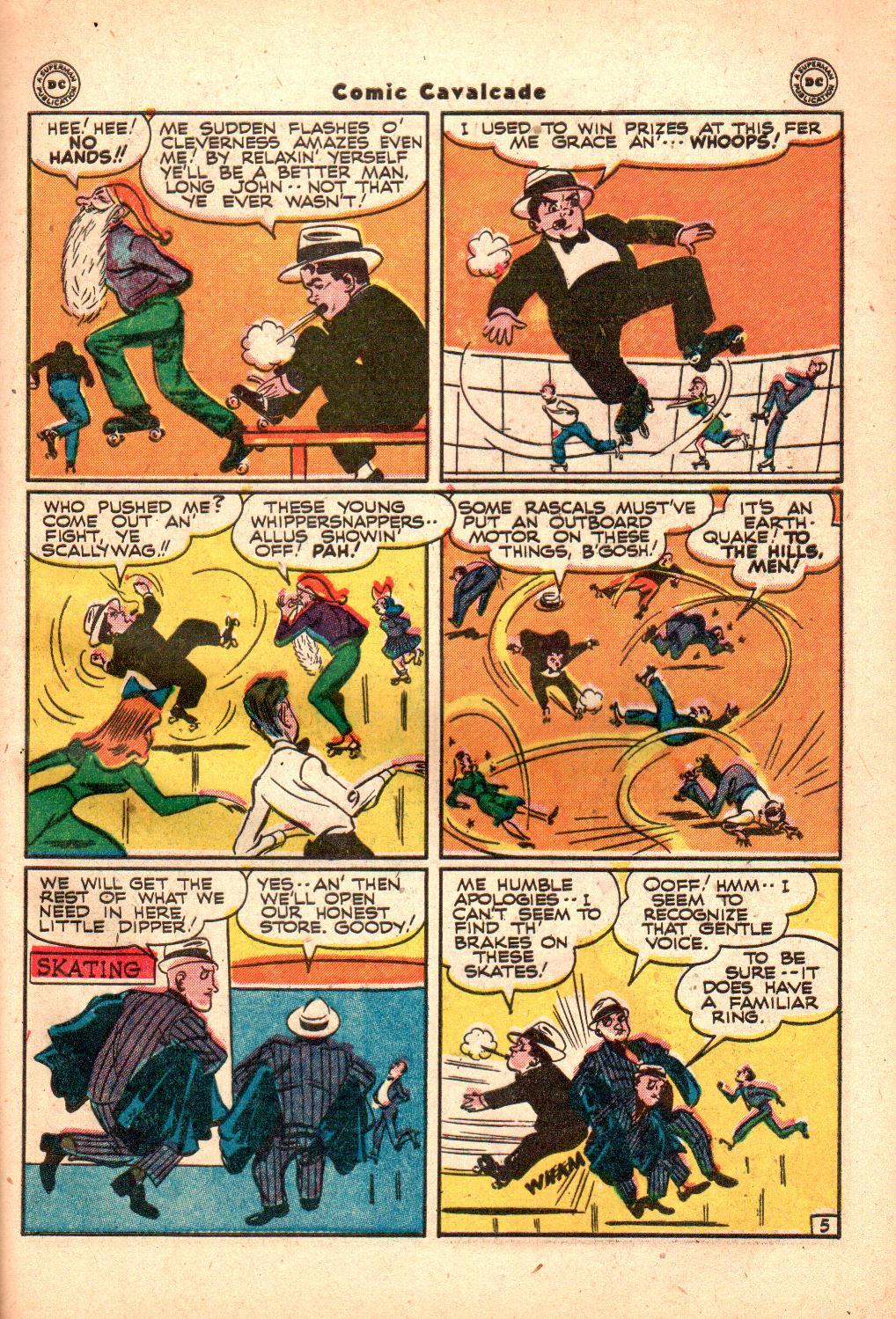 Comic Cavalcade issue 21 - Page 55
