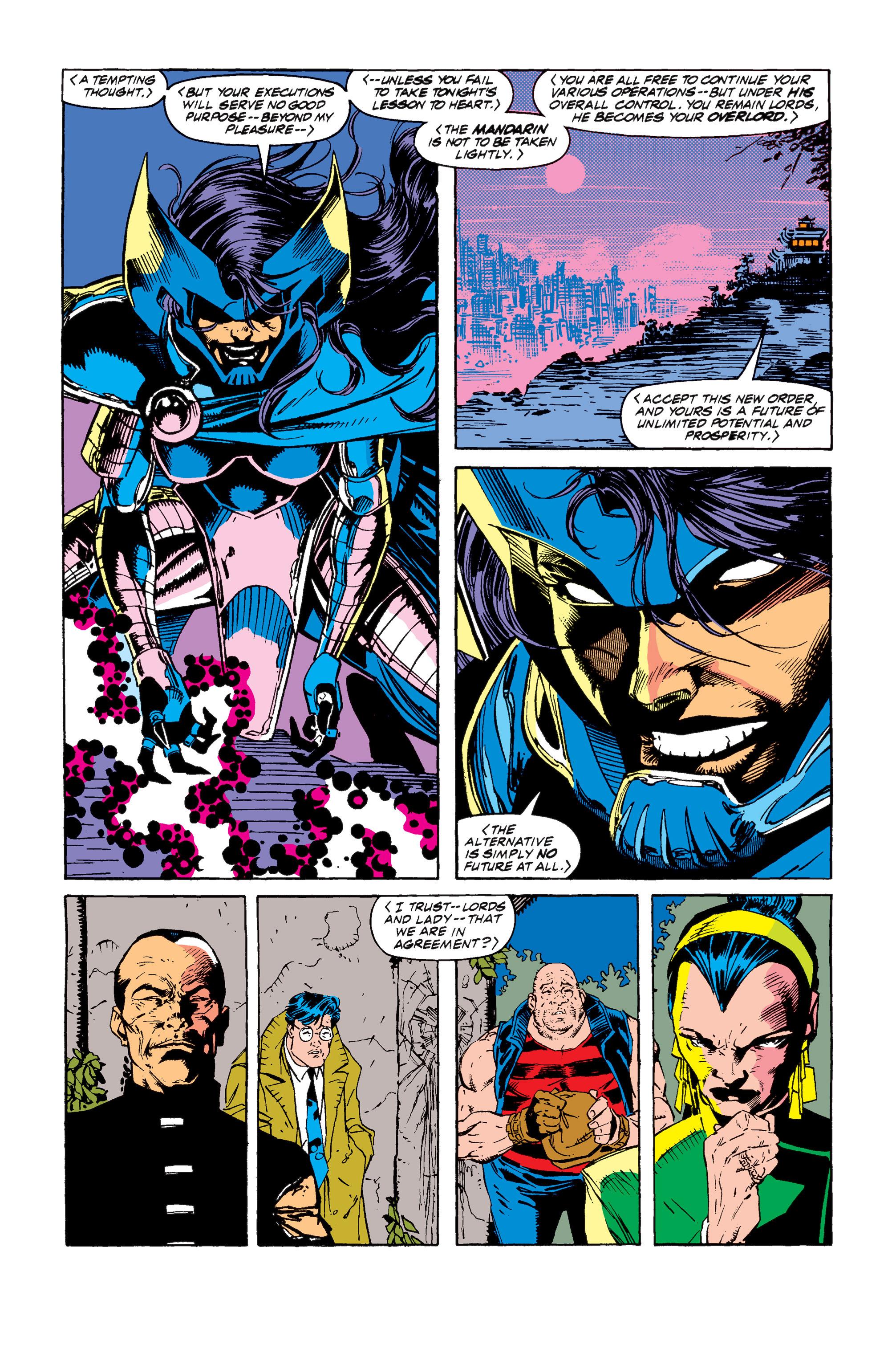 Read online Uncanny X-Men (1963) comic -  Issue #257 - 7