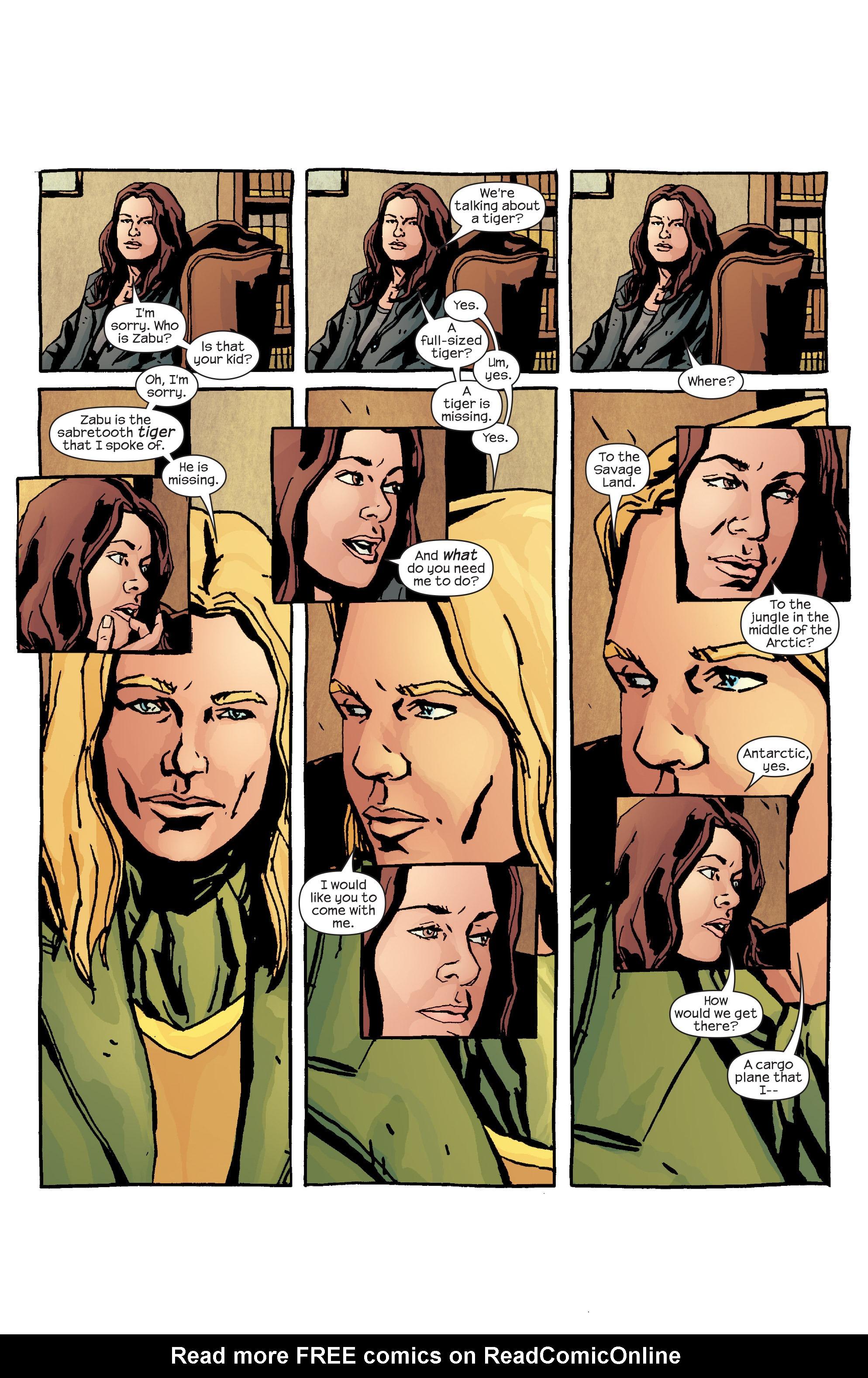 Read online Alias comic -  Issue #24 - 5