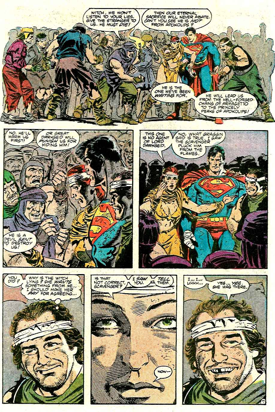 Read online Adventures of Superman (1987) comic -  Issue #426 - 8