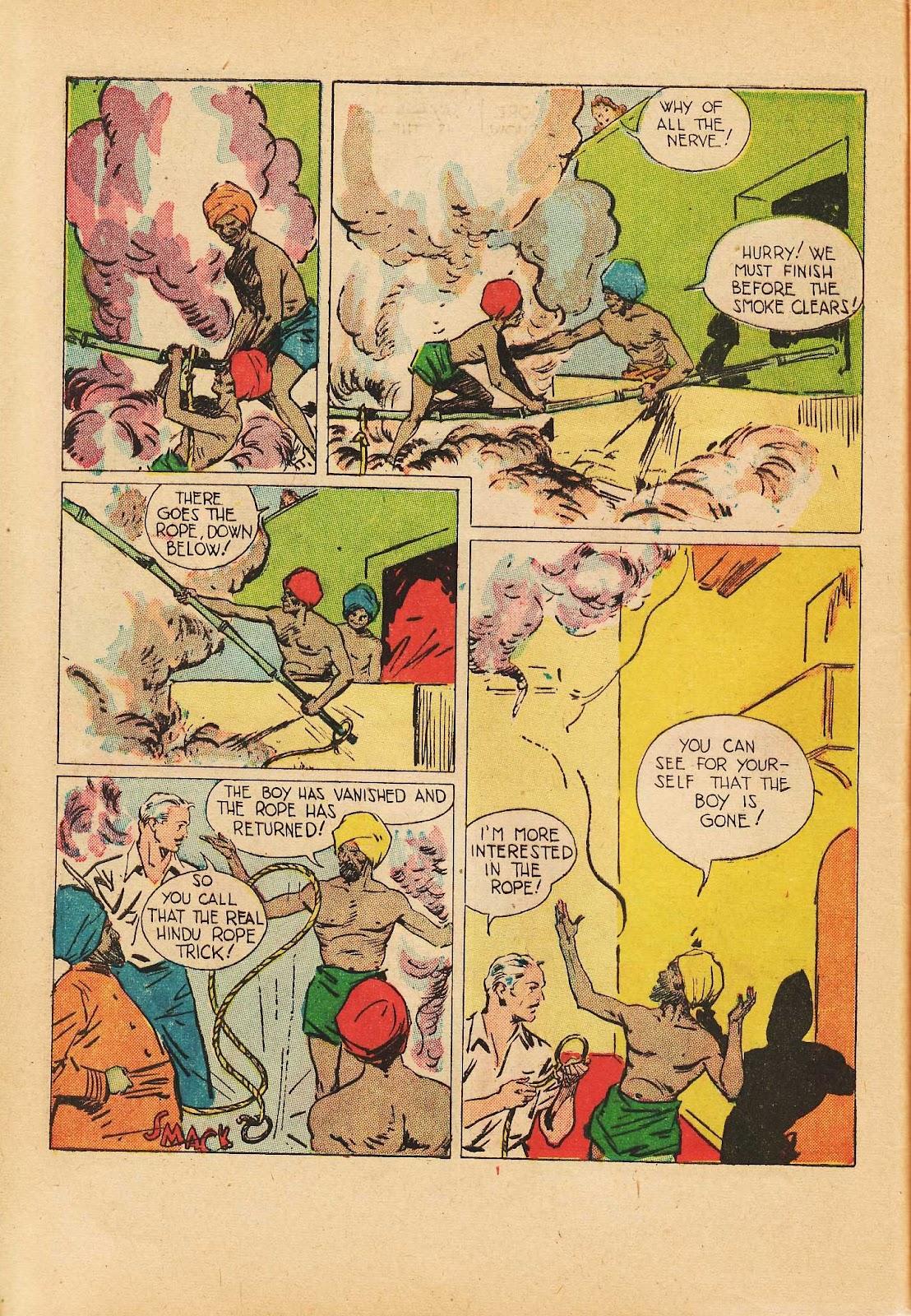 Super-Magician Comics issue 22 - Page 12