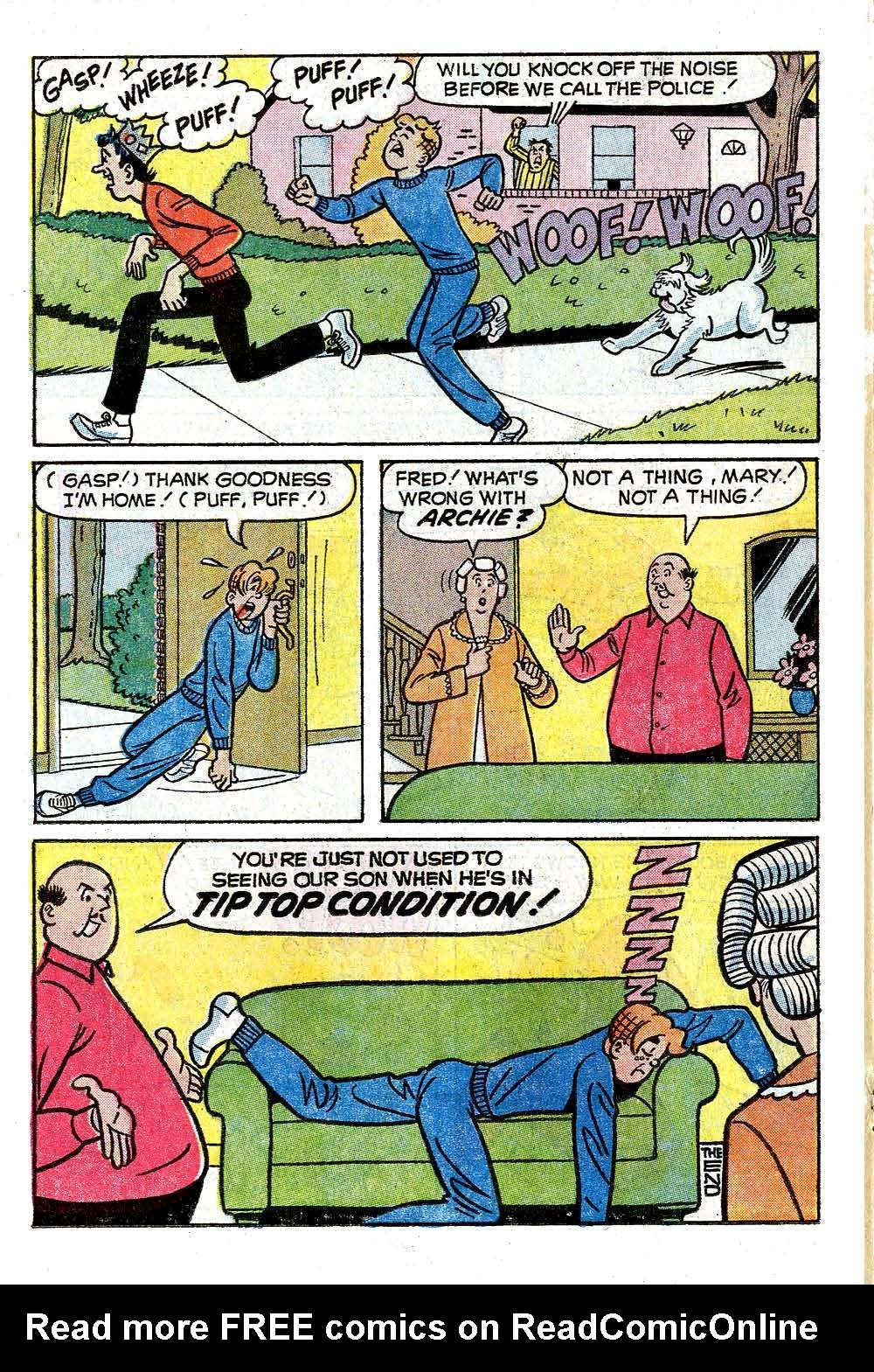 Read online Archie (1960) comic -  Issue #231 - 18