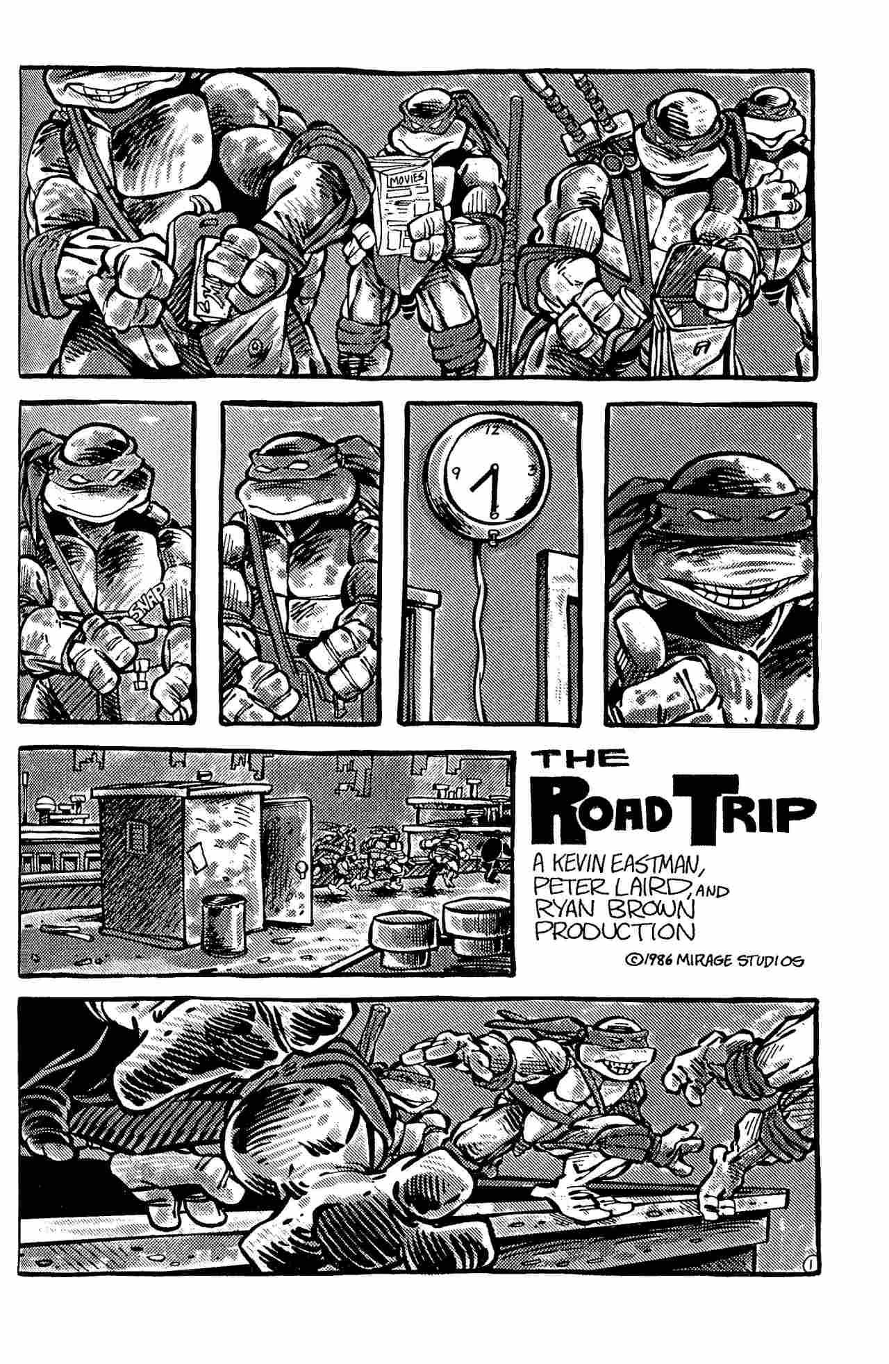 Read online Shell Shock comic -  Issue # Full - 125