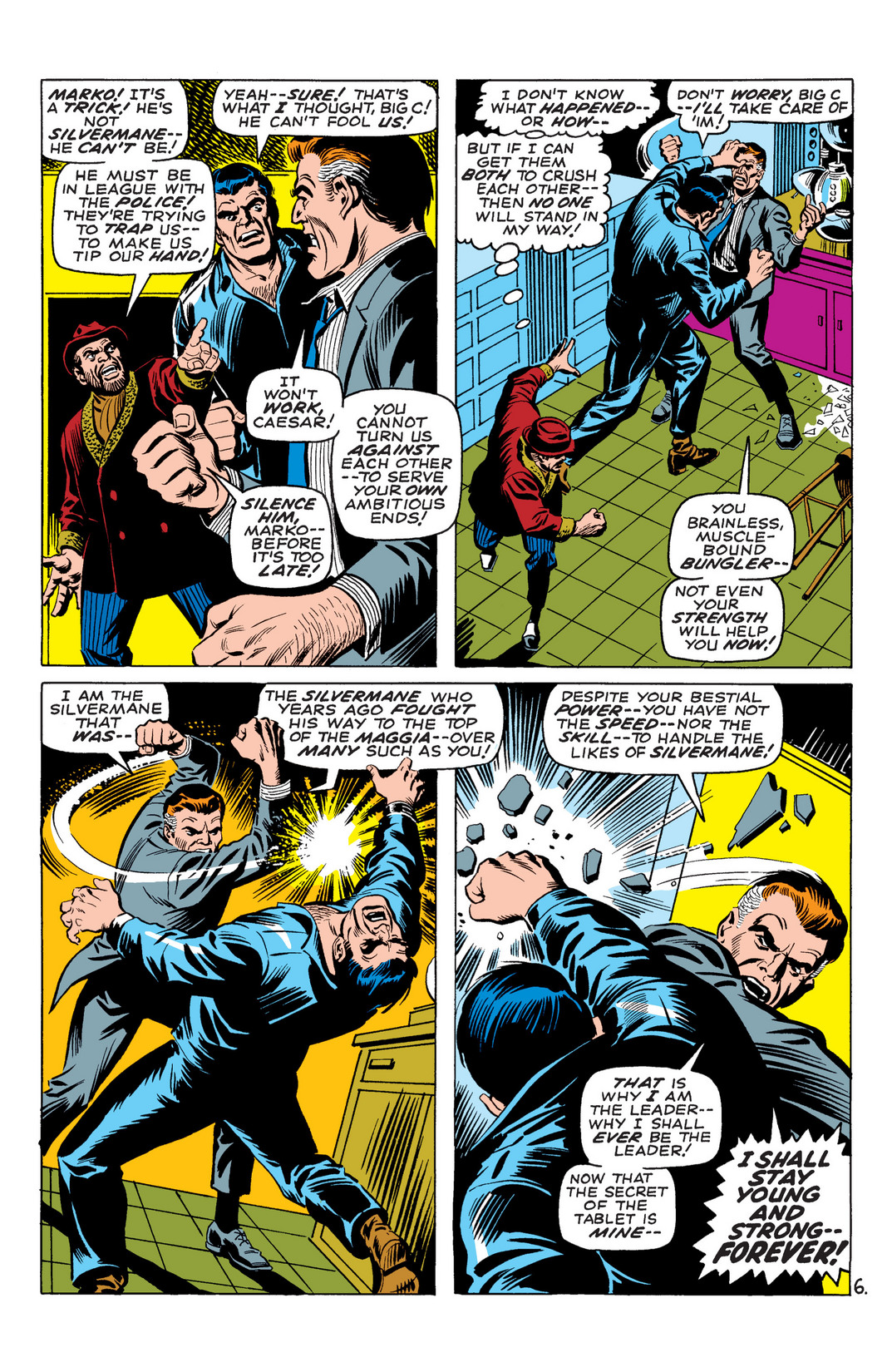 The Amazing Spider-Man (1963) 75 Page 6