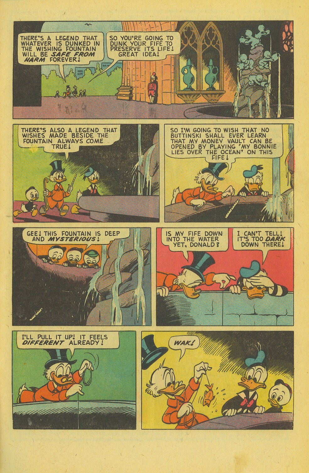 Read online Uncle Scrooge (1953) comic -  Issue #114 - 5