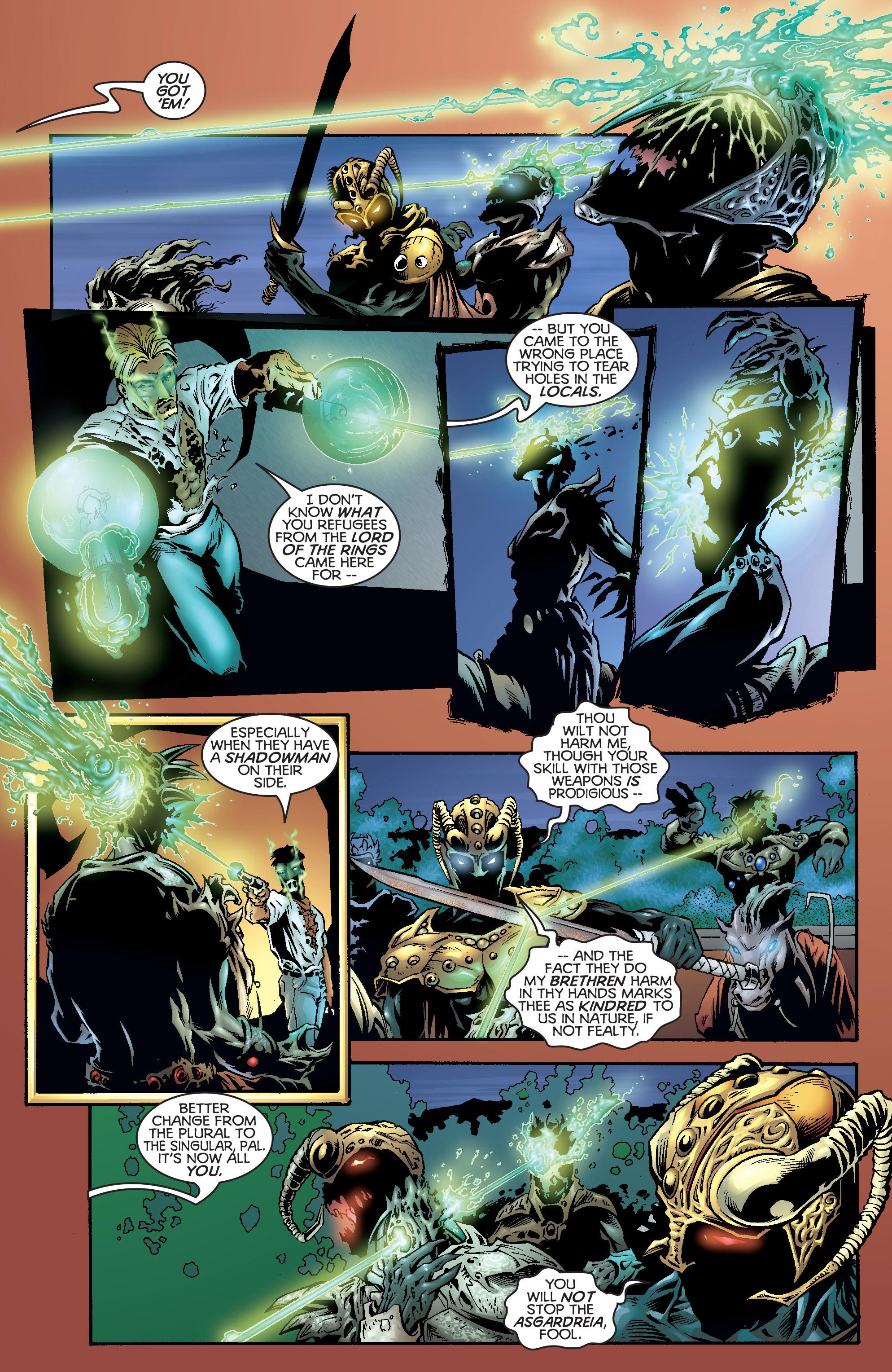 Read online Shadowman (1997) comic -  Issue #19 - 19