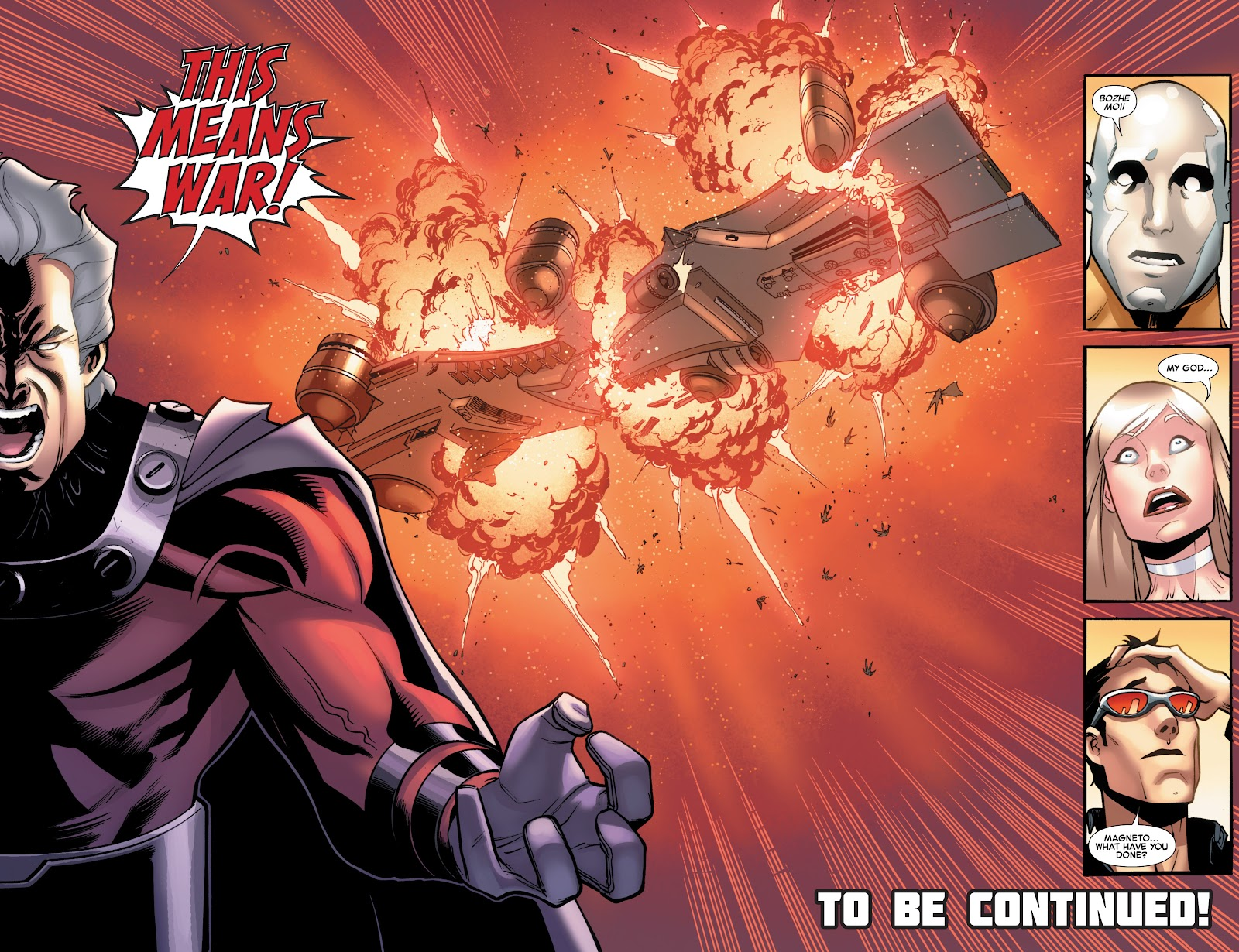 Read online What If? AvX comic -  Issue #1 - 19