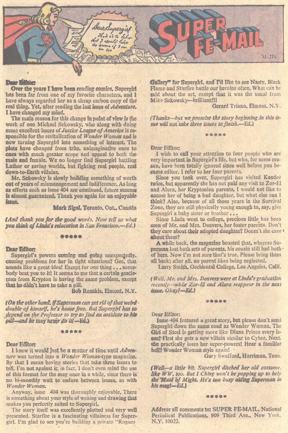 Read online Adventure Comics (1938) comic -  Issue #408 - 32