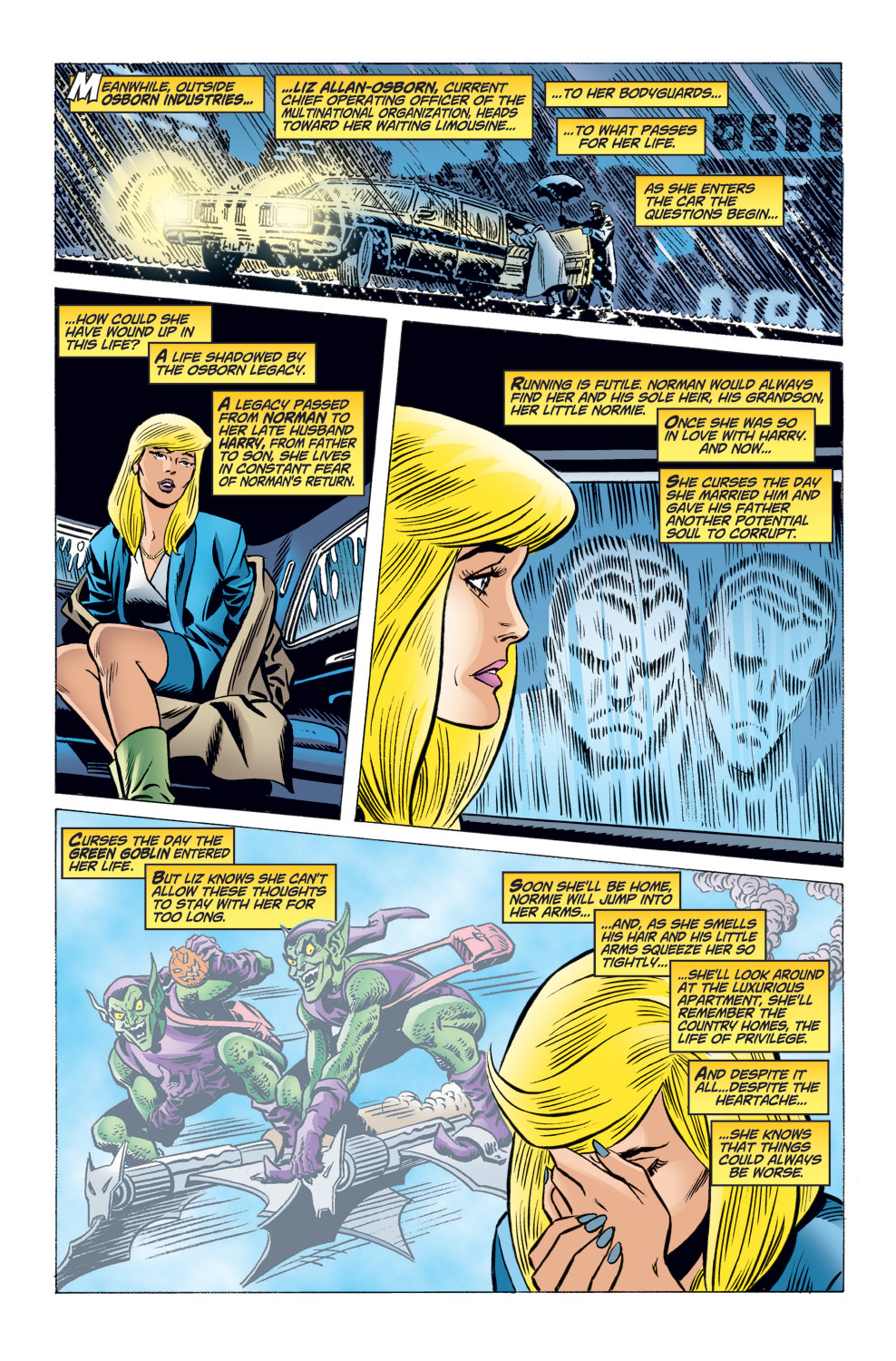 The Amazing Spider-Man (1999) 18 Page 3