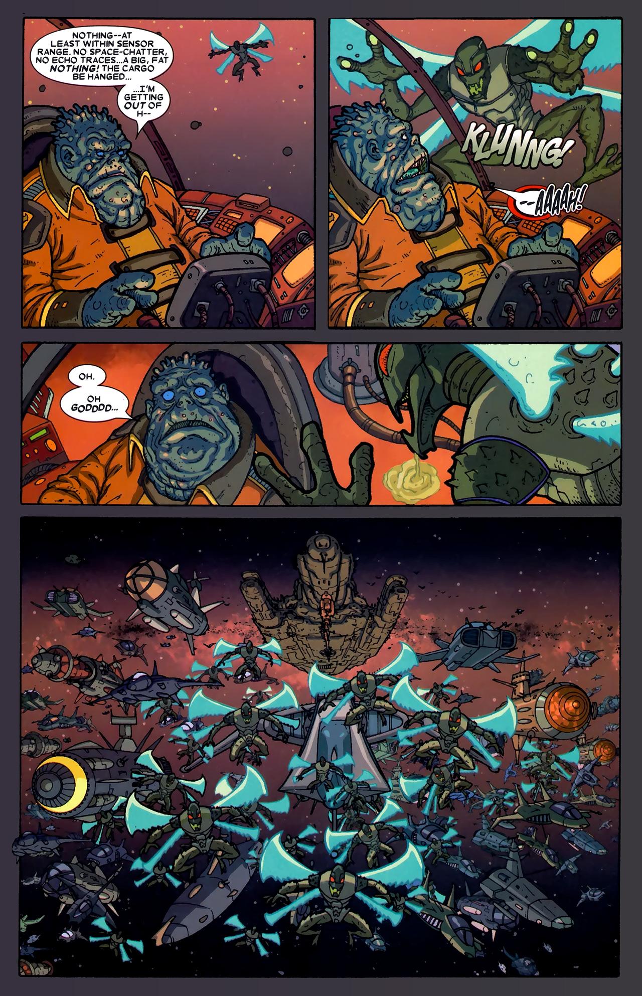 Read online Annihilation: Ronan comic -  Issue #2 - 19