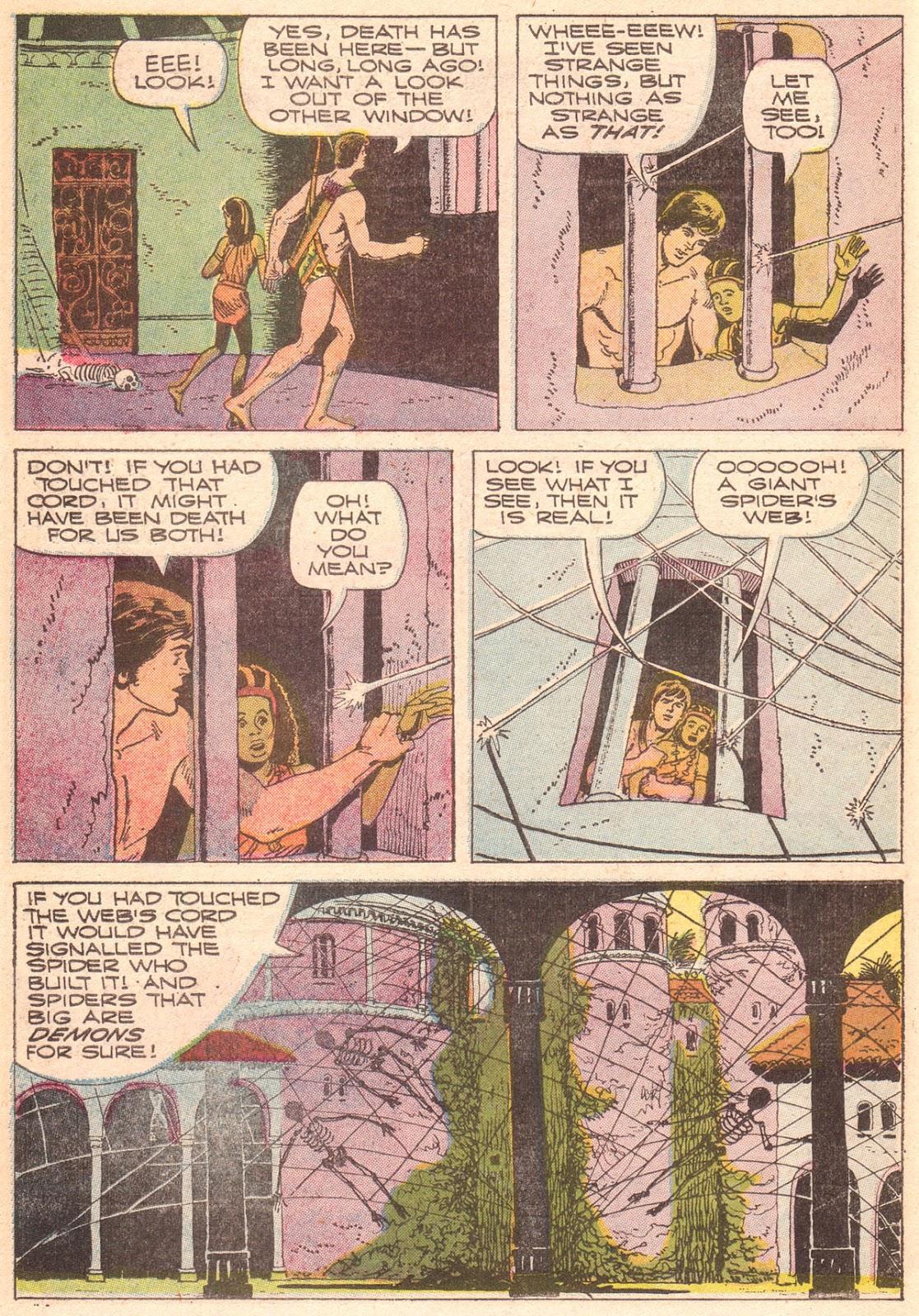 Korak, Son of Tarzan (1964) issue 39 - Page 10