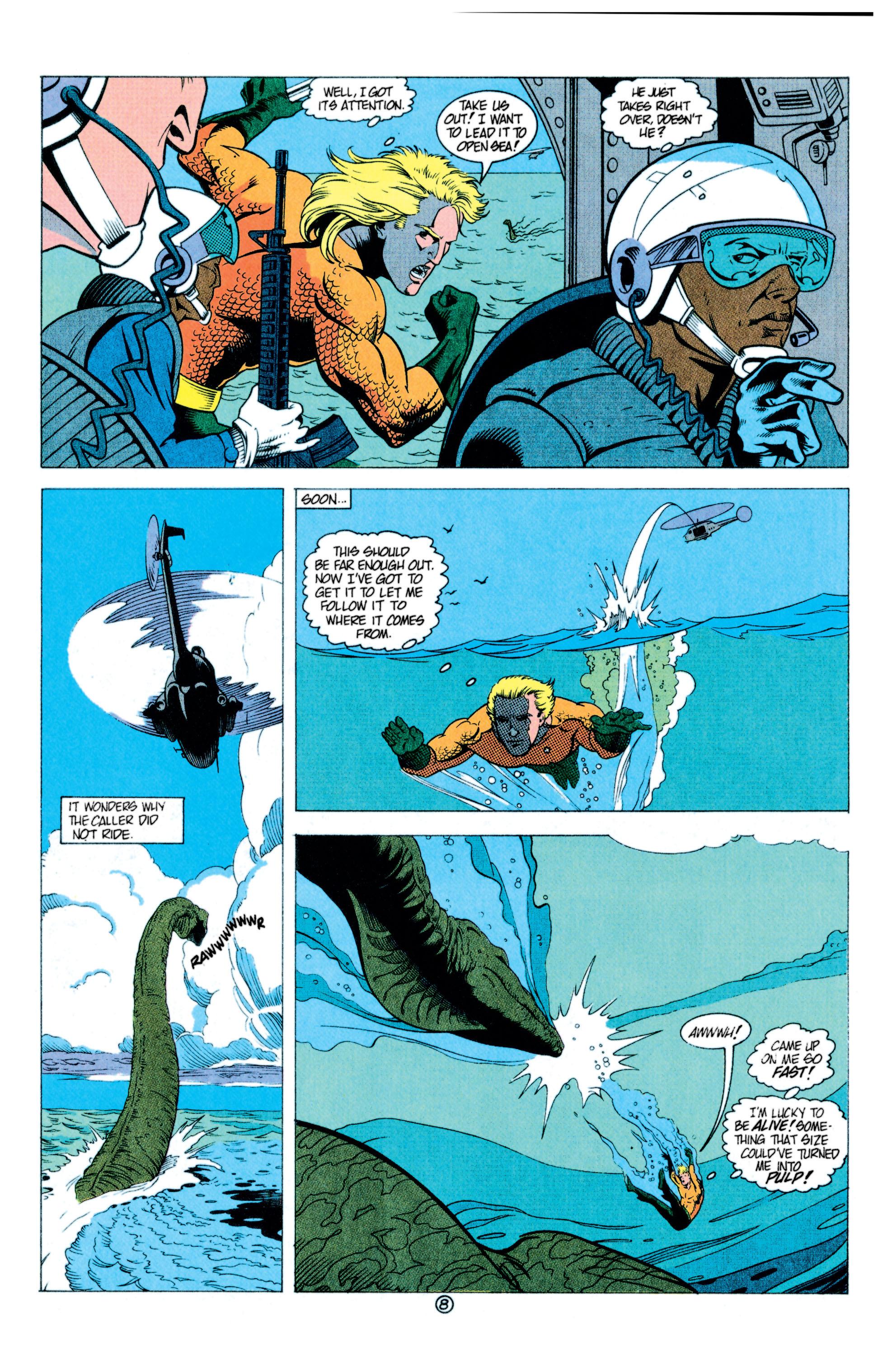 Read online Aquaman (1991) comic -  Issue #11 - 9
