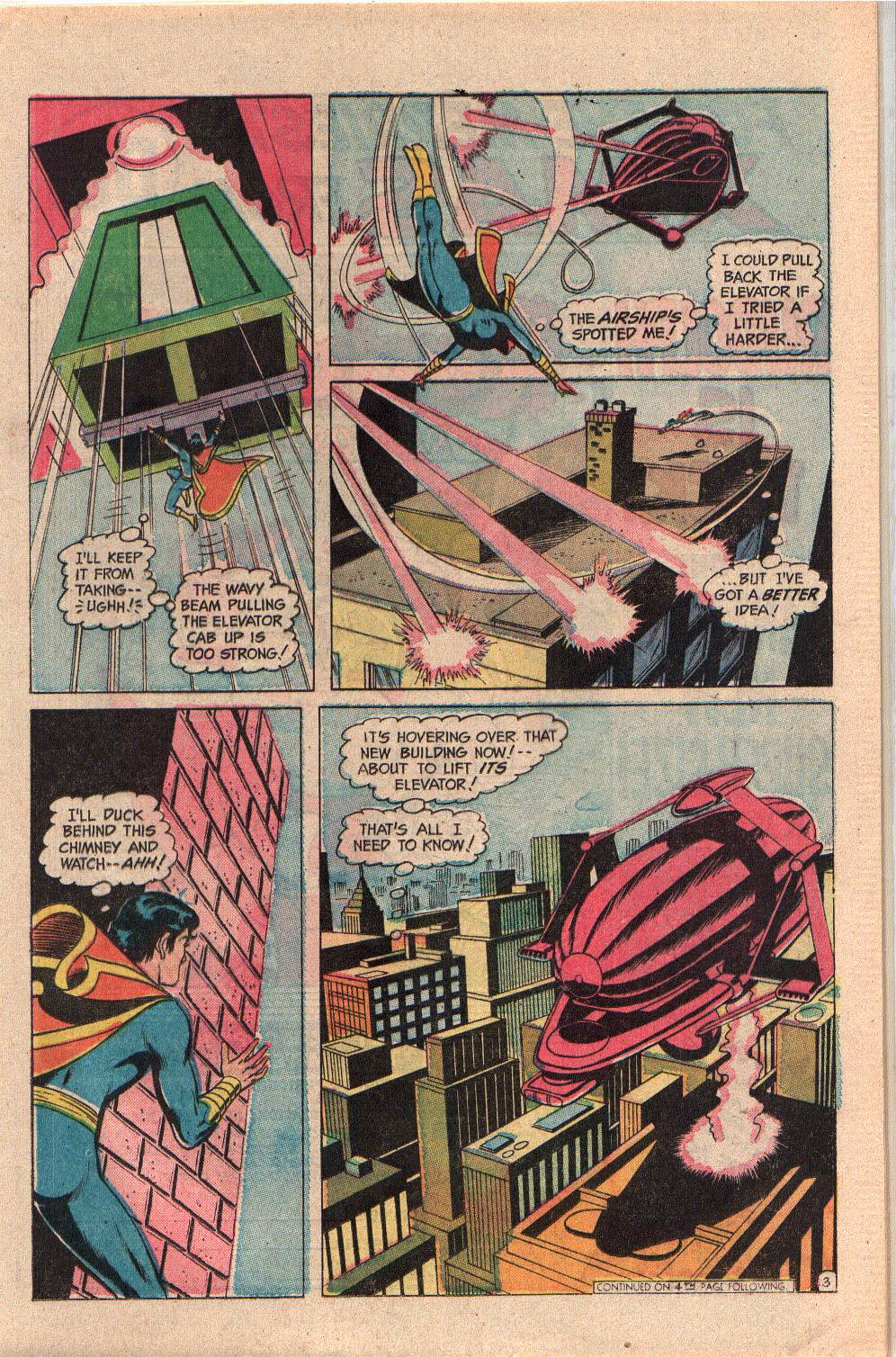 Read online Shazam! (1973) comic -  Issue #9 - 17