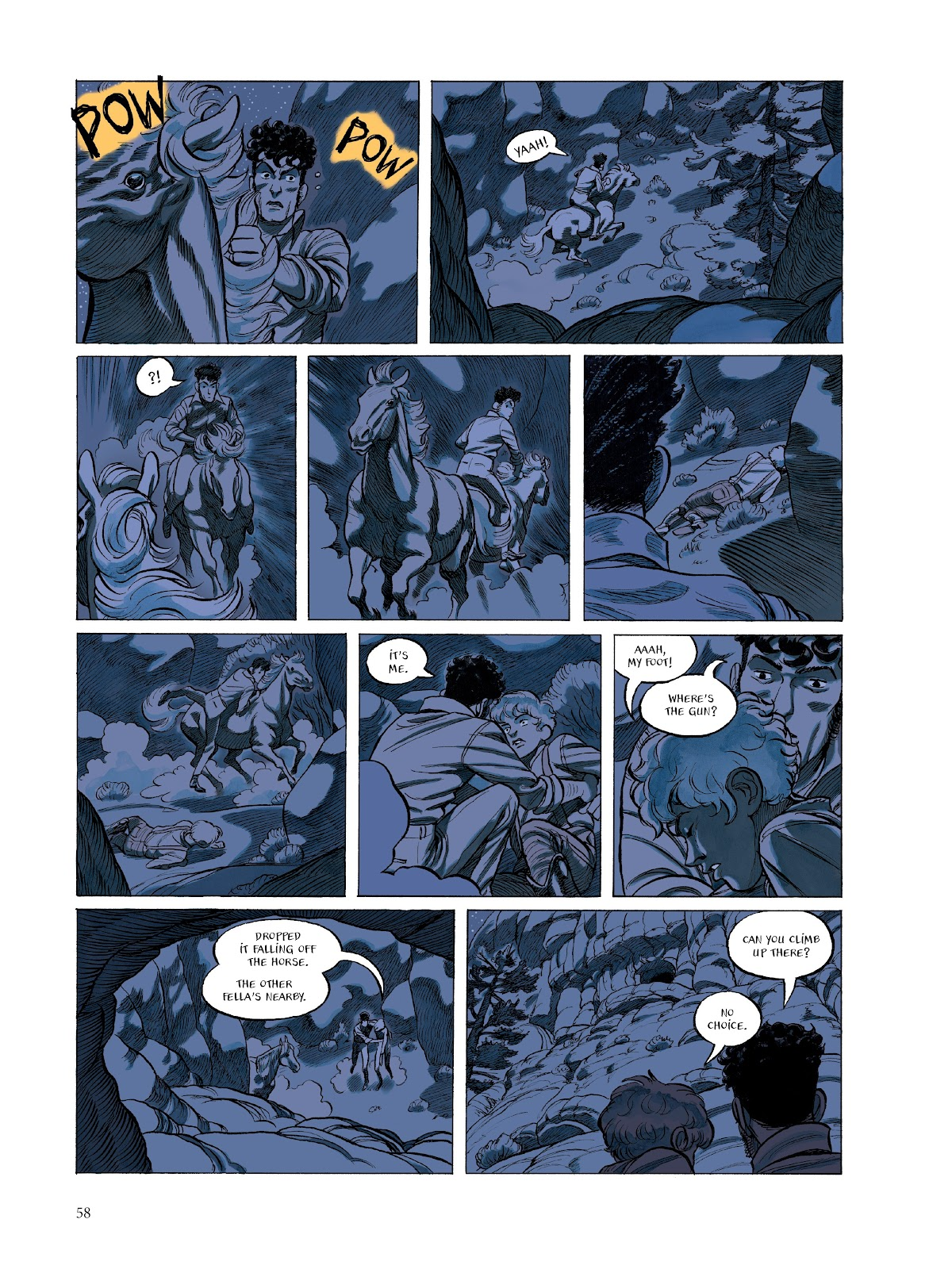 Read online The Smell of Starving Boys comic -  Issue # TPB - 59