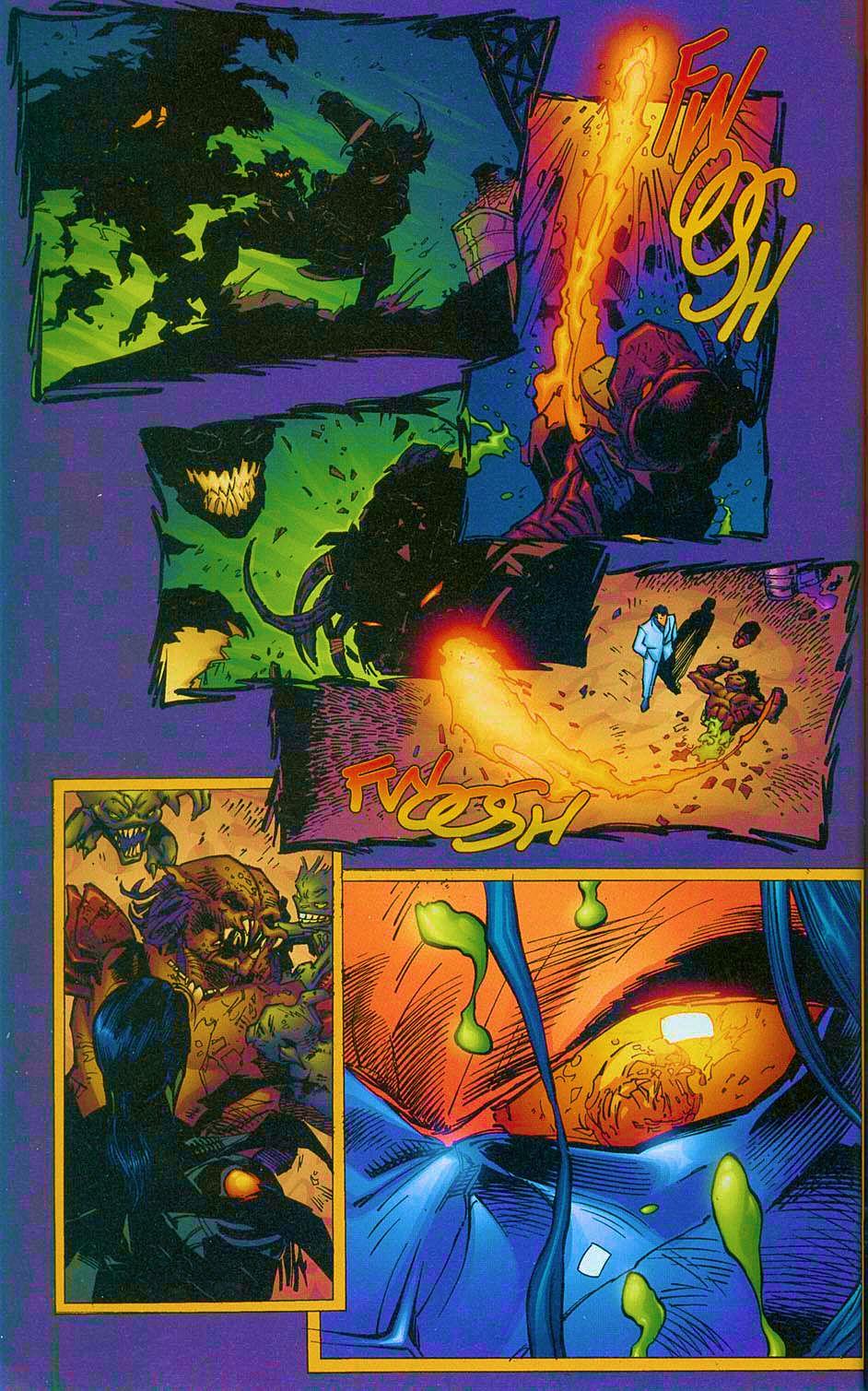 Read online Overkill: Witchblade/Aliens/Darkness/Predator comic -  Issue #2 - 29