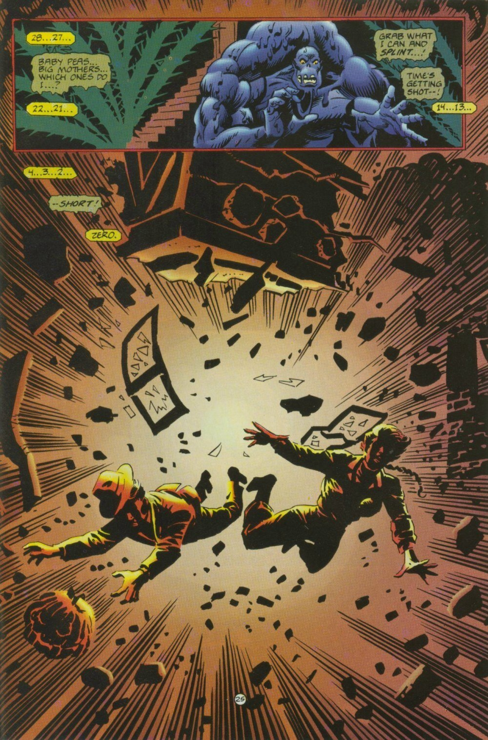 Read online Sludge comic -  Issue #9 - 29