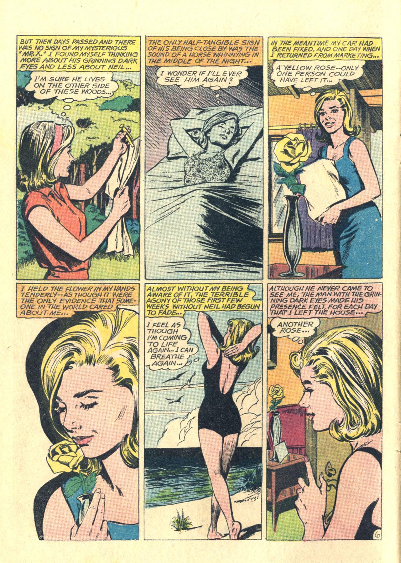 Read online Secret Hearts comic -  Issue #116 - 8