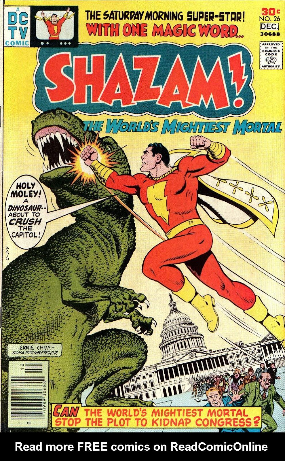 Shazam! (1973) issue 26 - Page 1