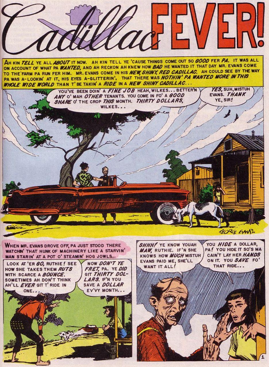 Read online Shock SuspenStories comic -  Issue #18 - 2