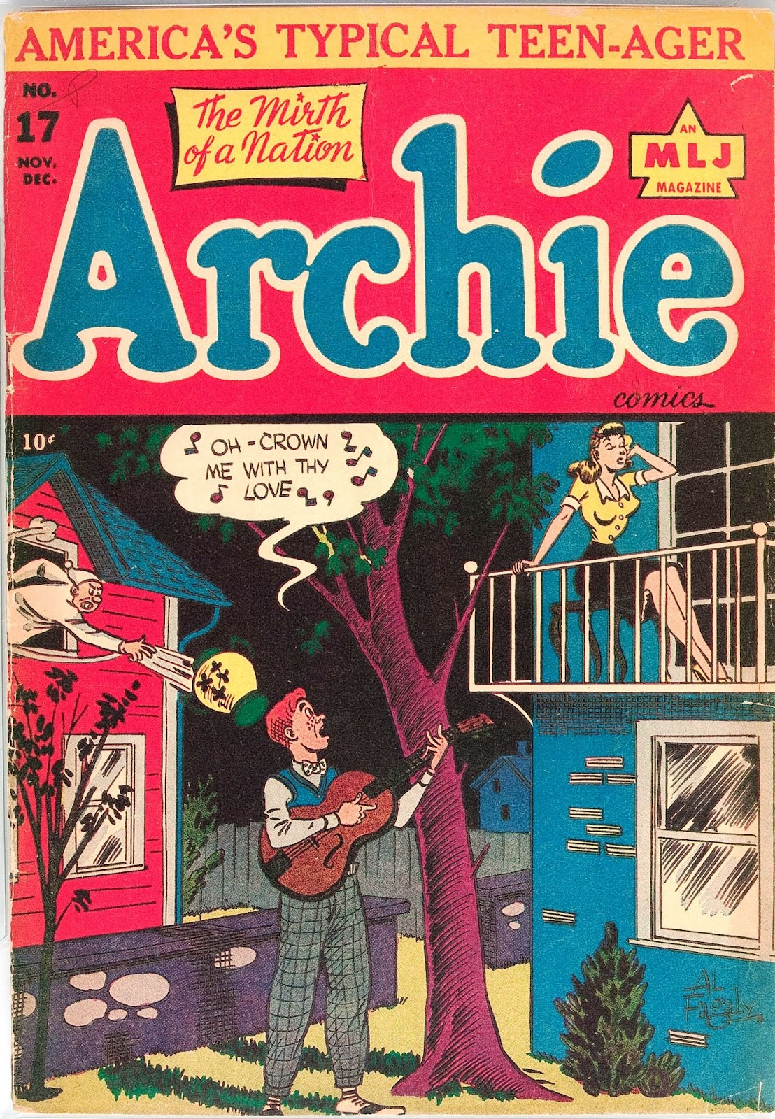 Archie Comics issue 017 - Page 1