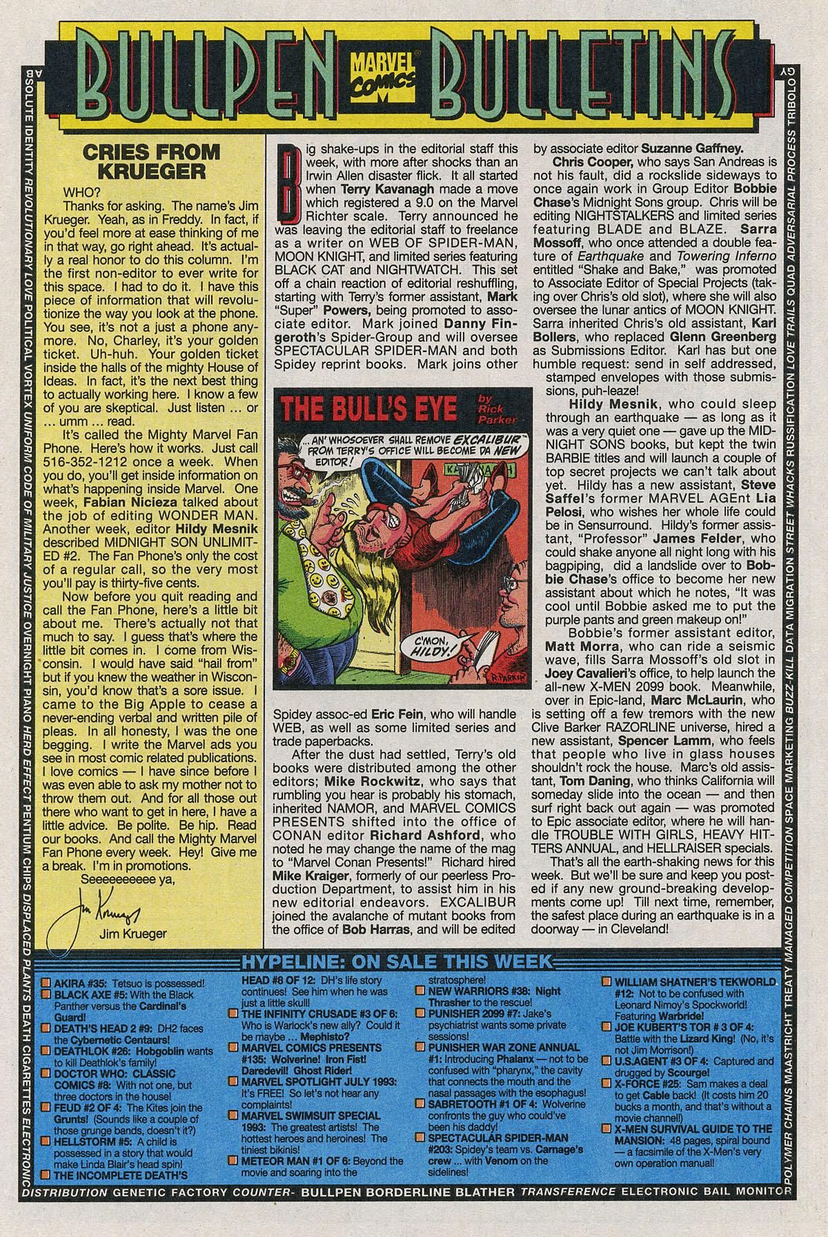 Read online Wonder Man (1991) comic -  Issue #23 - 20