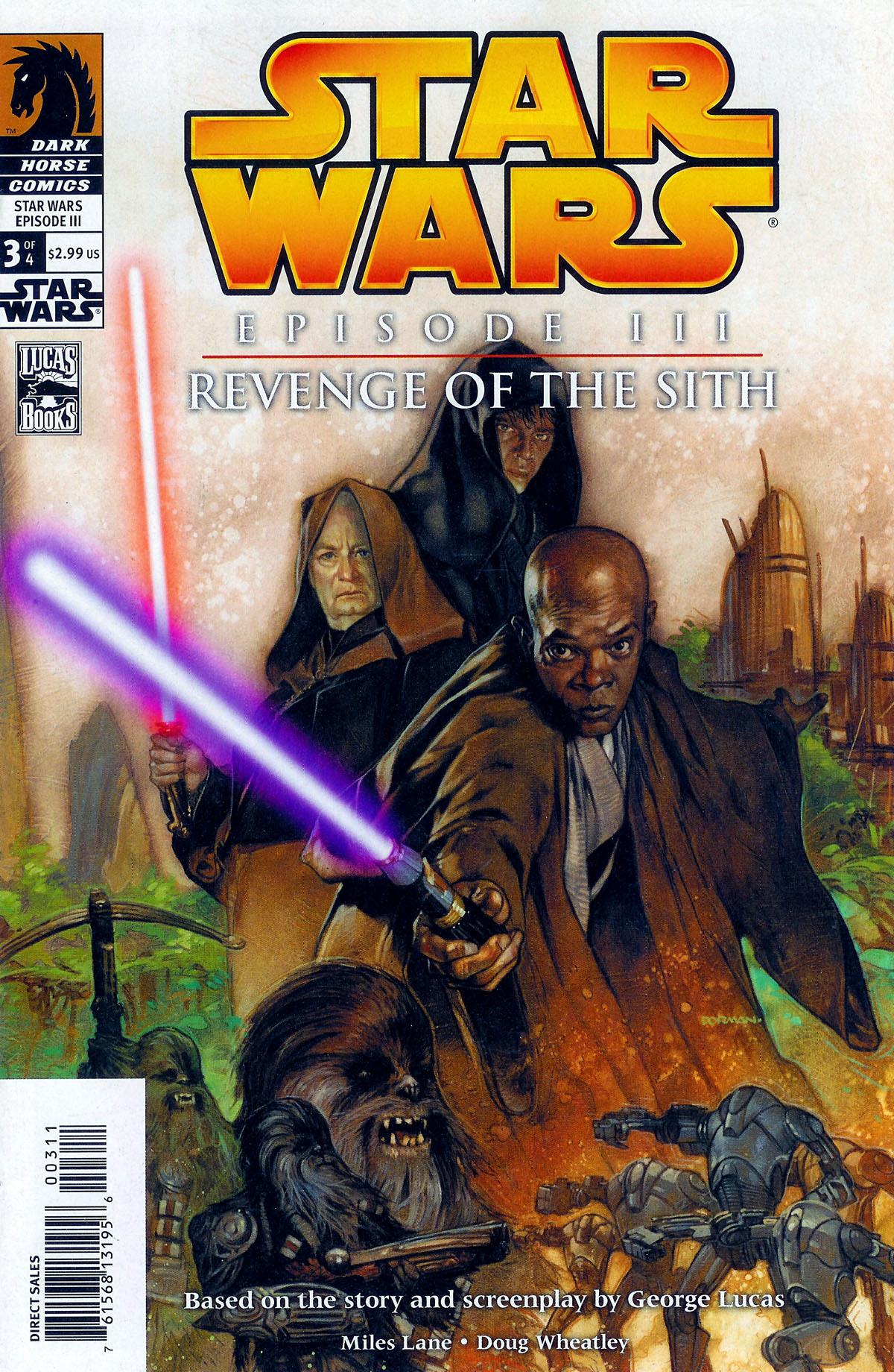 Star Wars Episode Iii Revenge Of The Sith 2005 3 Read Star Wars Episode Iii Revenge Of The Sith 2005 Issue 3 Online