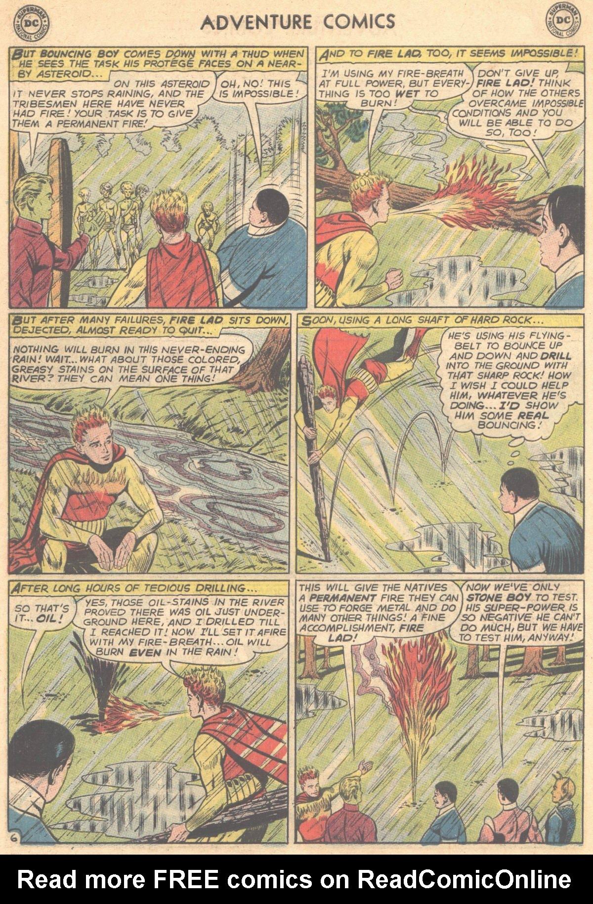 Read online Adventure Comics (1938) comic -  Issue #501 - 95