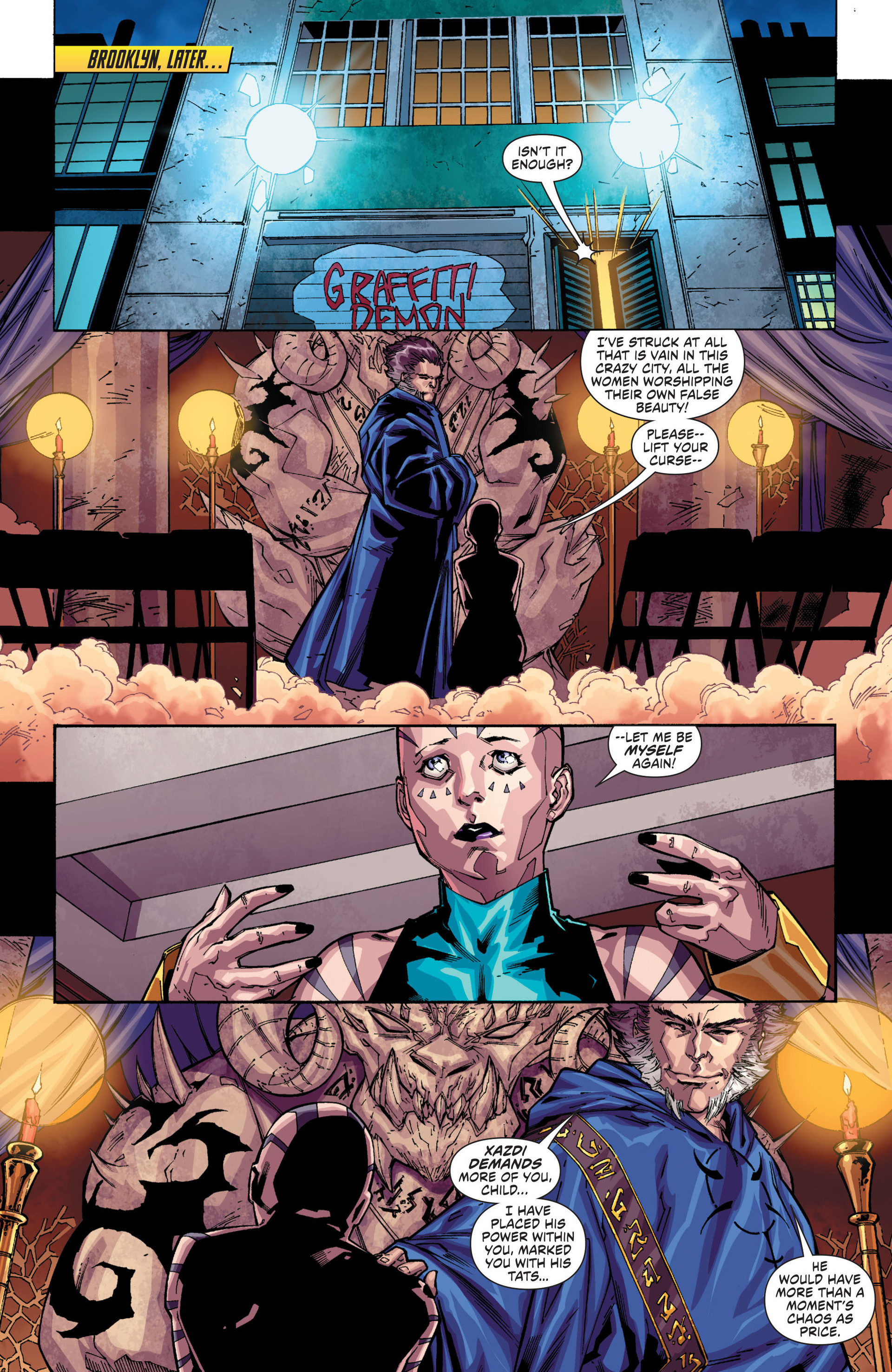 Read online Worlds' Finest comic -  Issue #18 - 7