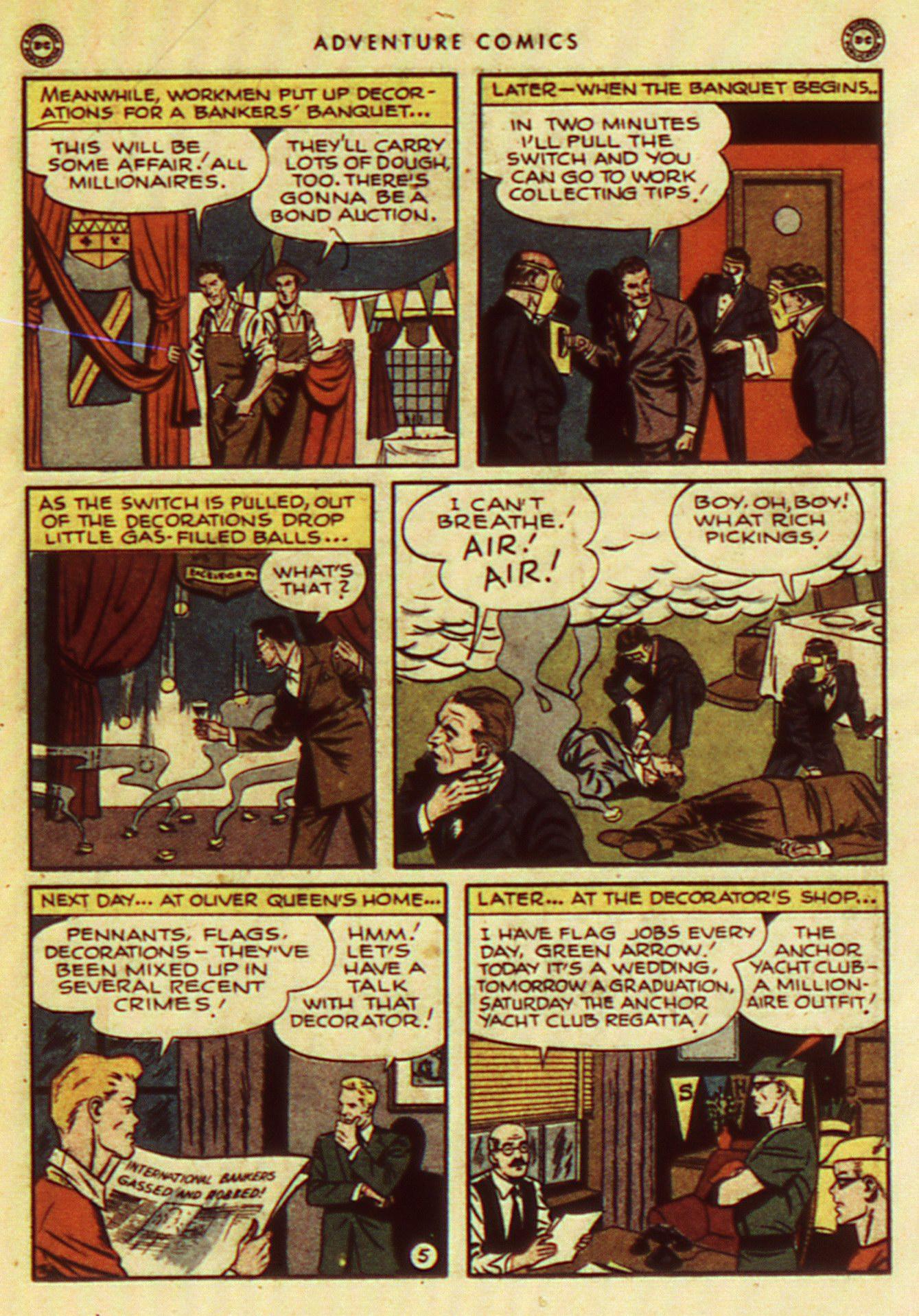 Read online Adventure Comics (1938) comic -  Issue #105 - 15