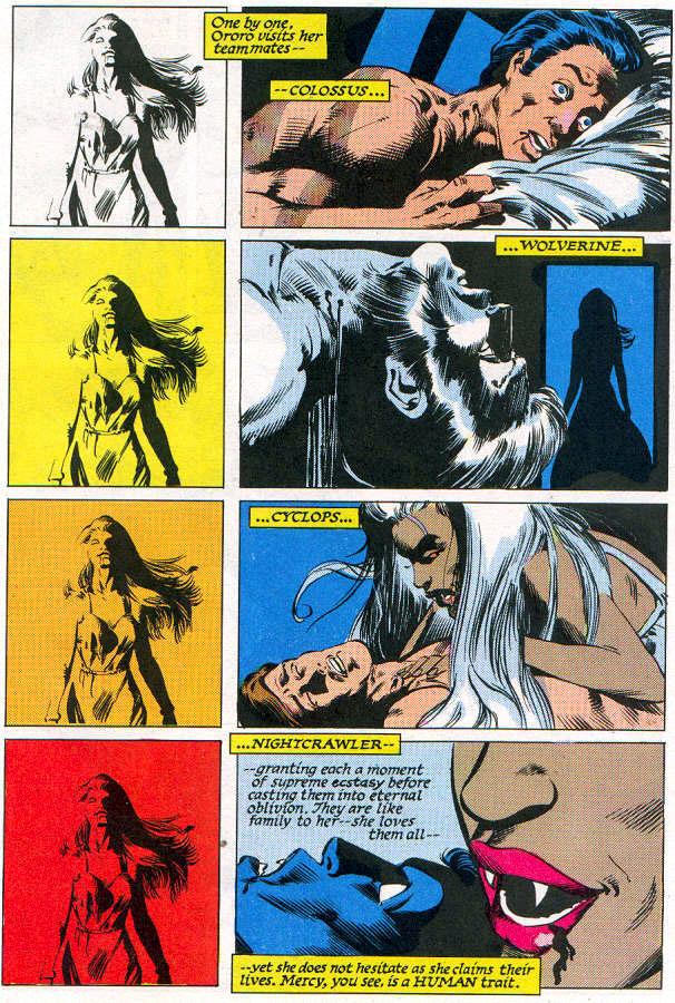 Read online Uncanny X-Men (1963) comic -  Issue # _Annual 6 - 9