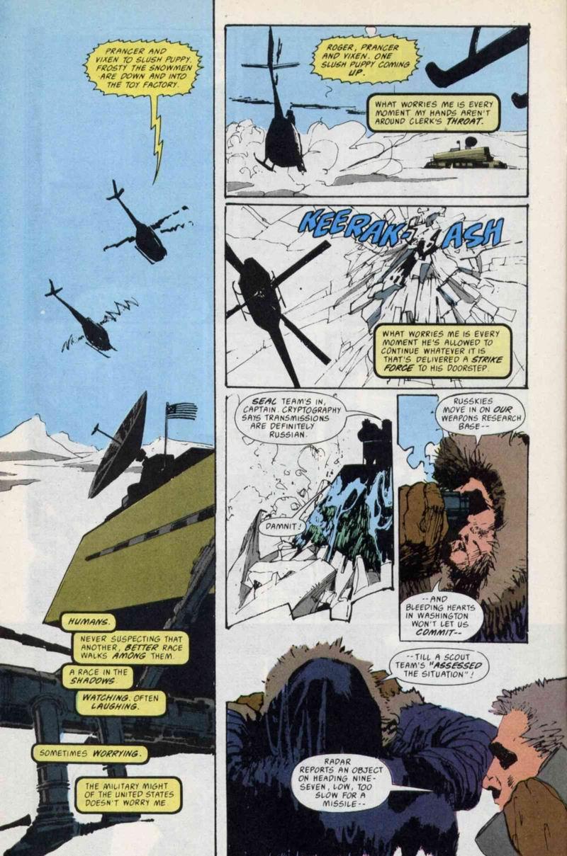 Read online Doctor Zero comic -  Issue #3 - 16