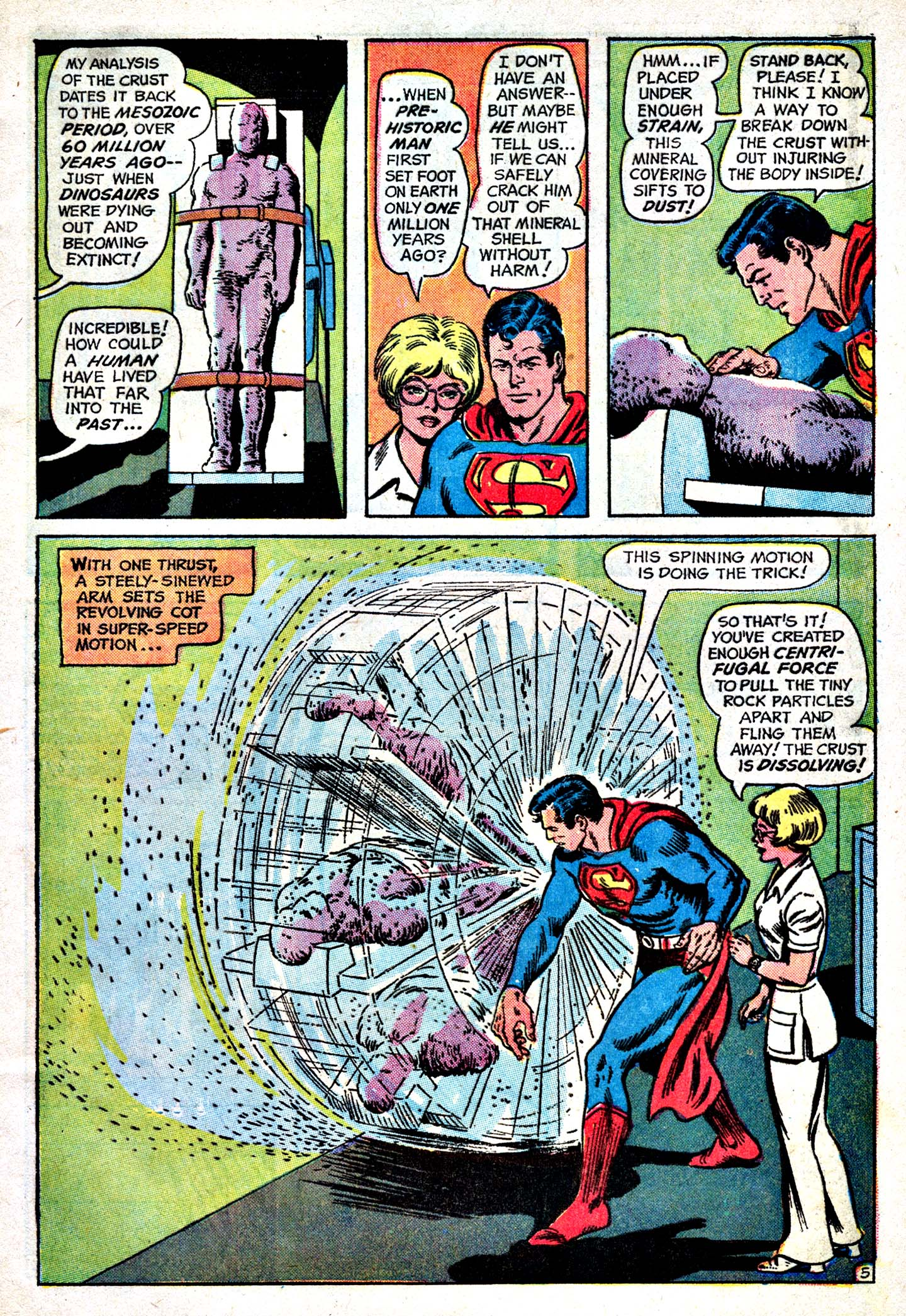 Read online Action Comics (1938) comic -  Issue #412 - 8