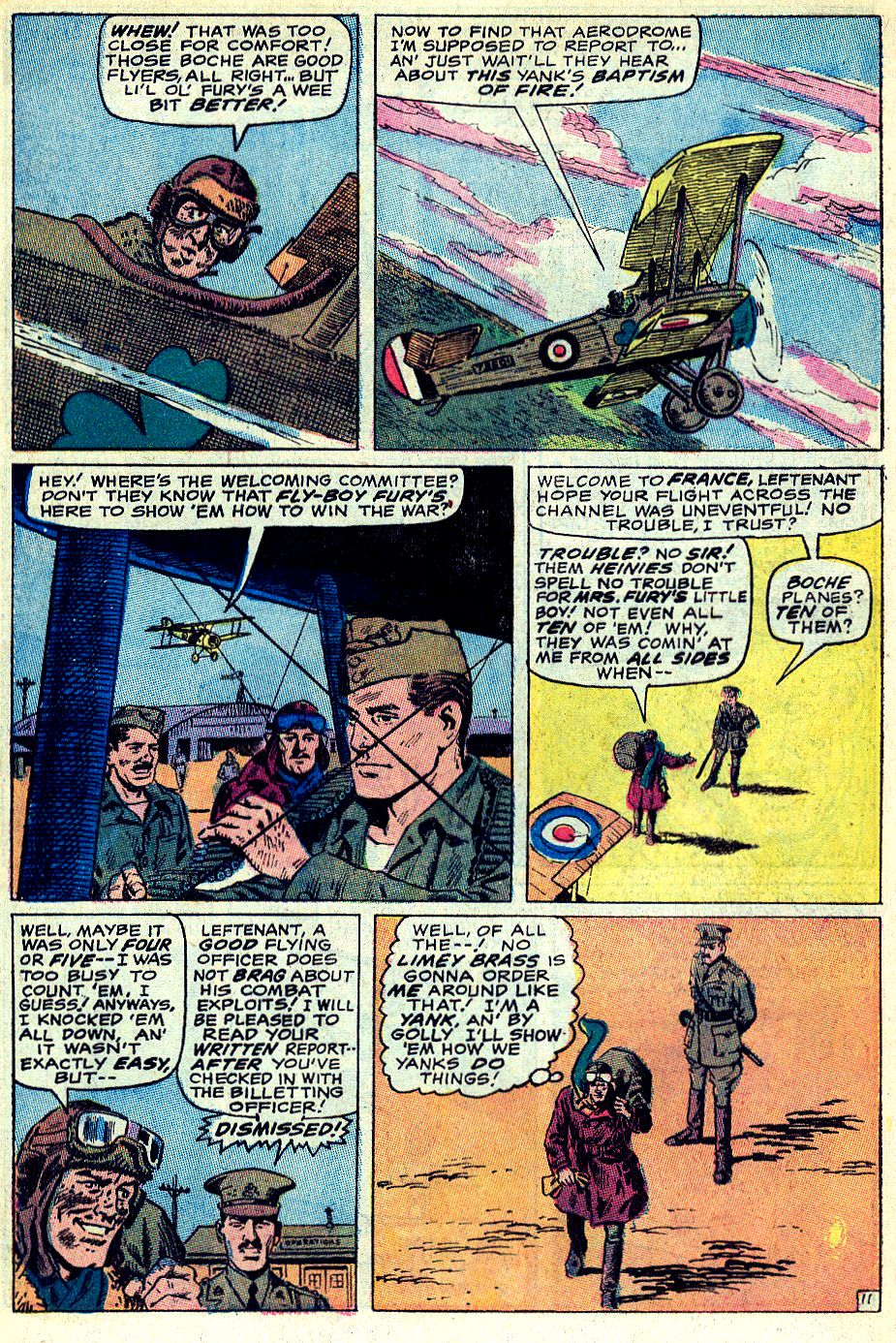 Read online Sgt. Fury comic -  Issue #76 - 17