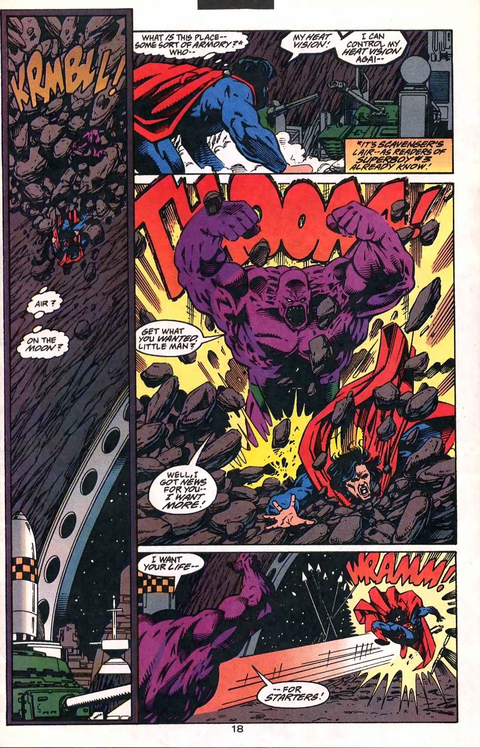 Read online Adventures of Superman (1987) comic -  Issue #512 - 19