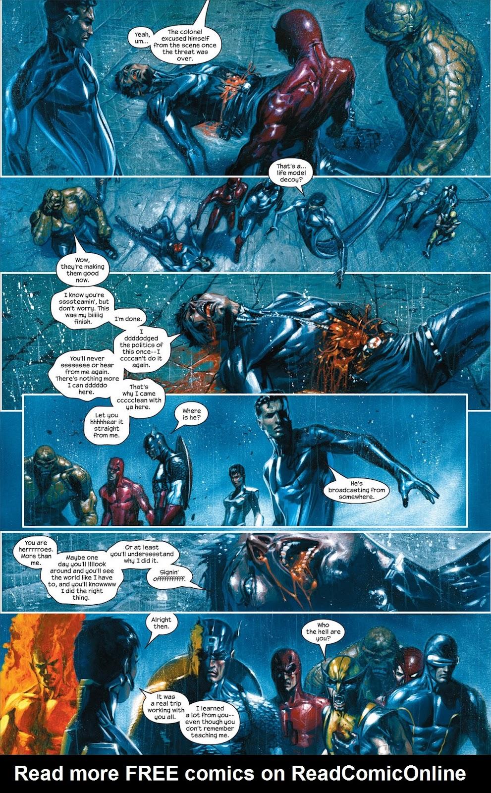 Read online Secret War comic -  Issue #5 - 26