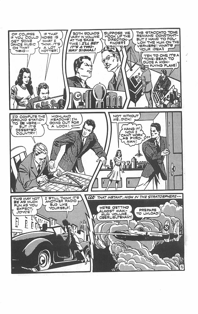 Read online Golden-Age Men of Mystery comic -  Issue #9 - 15