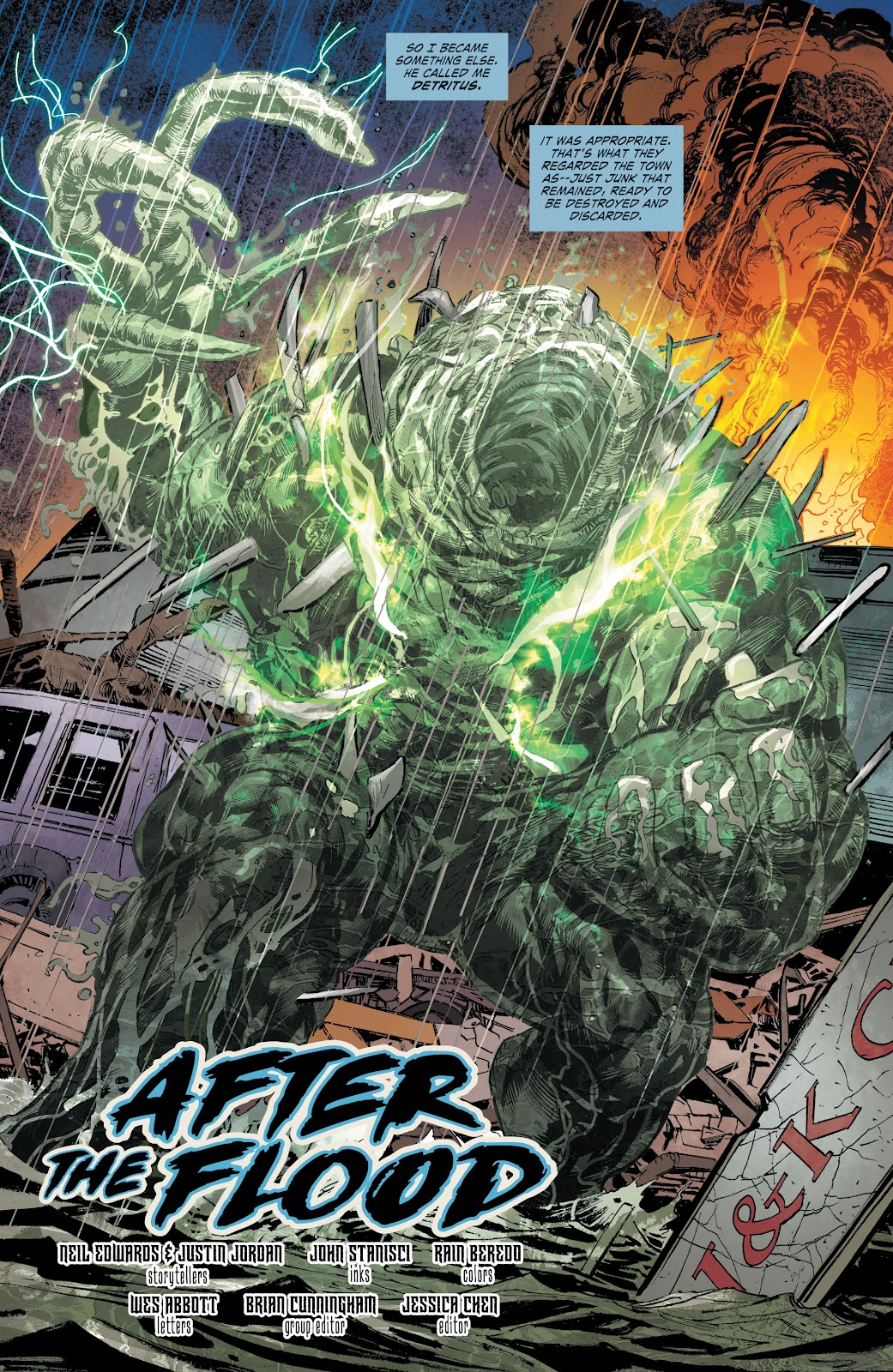 Read online The Curse of Brimstone: Ashes comic -  Issue # TPB (Part 1) - 73