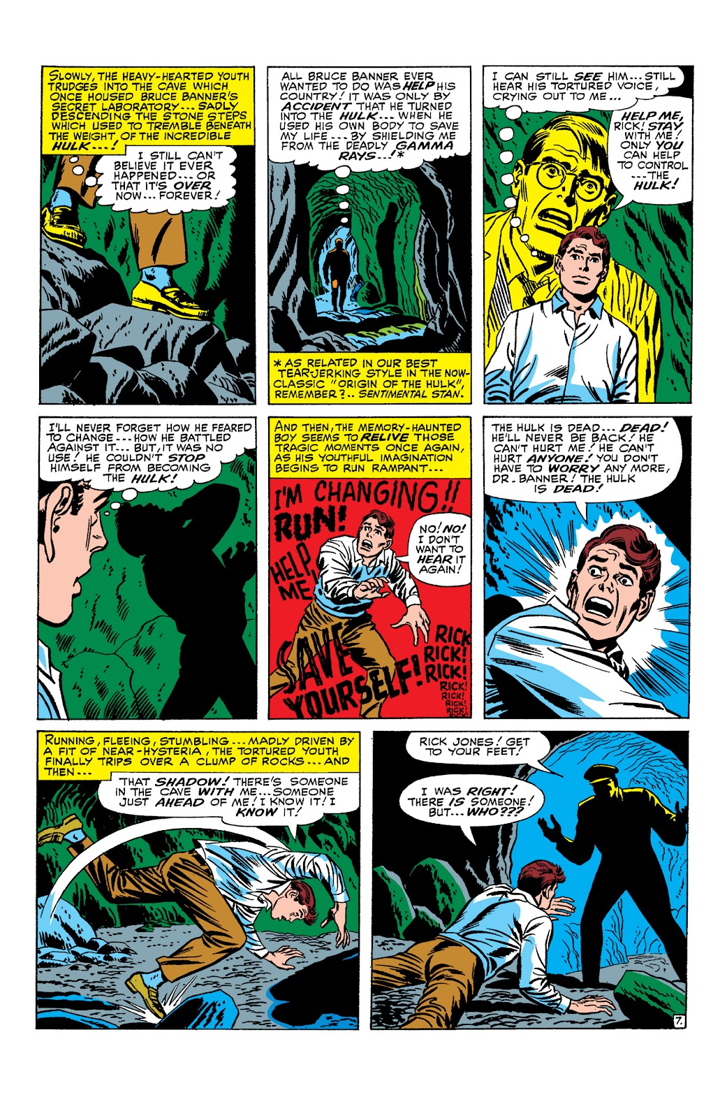 Read online Marvel Masterworks: The Incredible Hulk comic -  Issue # TPB 2 (Part 3) - 18