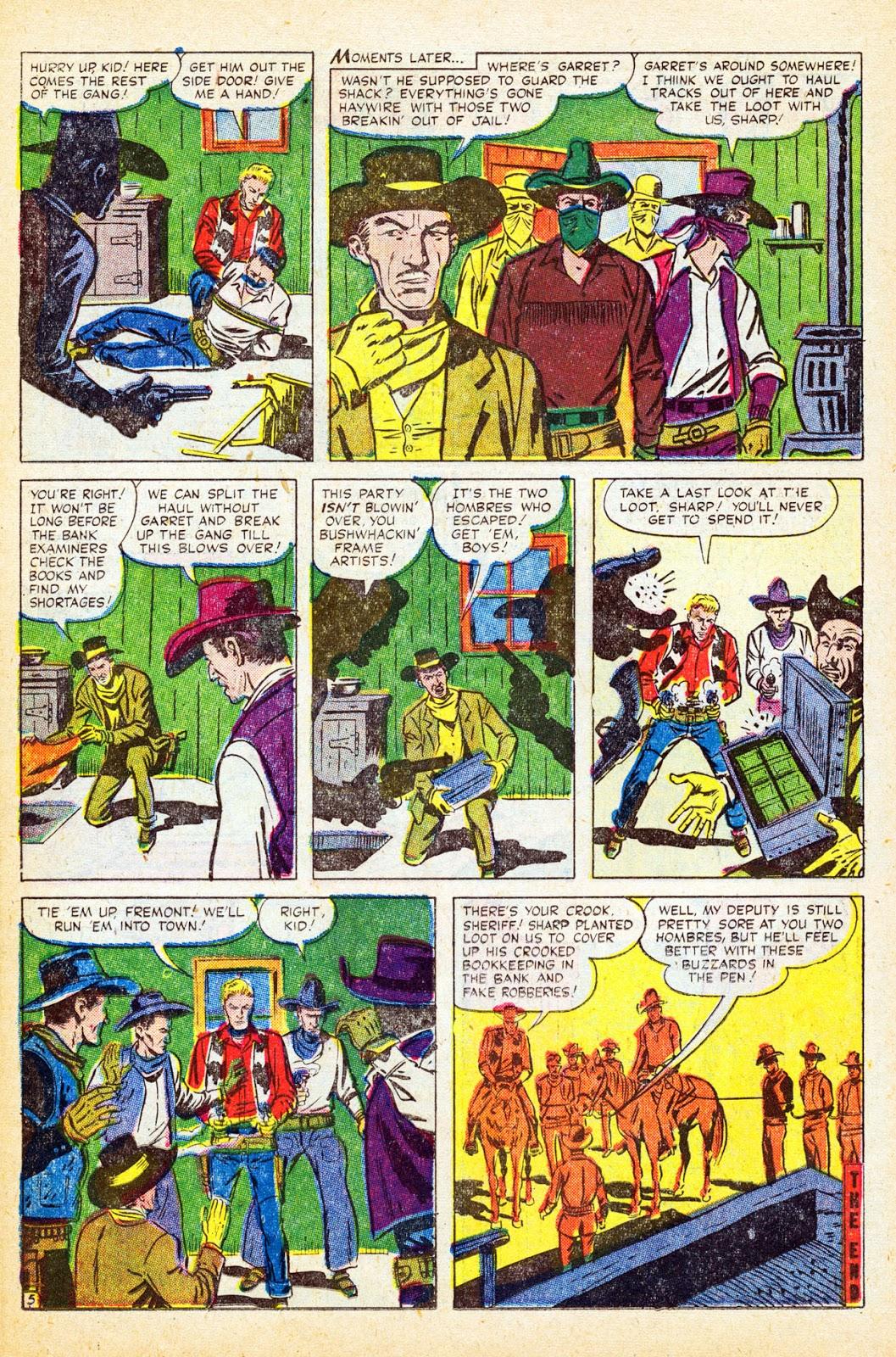Gunsmoke Western issue 37 - Page 14