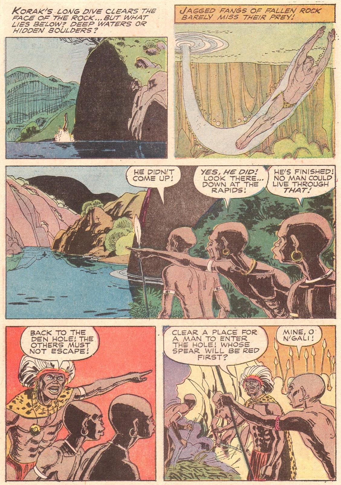 Korak, Son of Tarzan (1964) issue 38 - Page 18