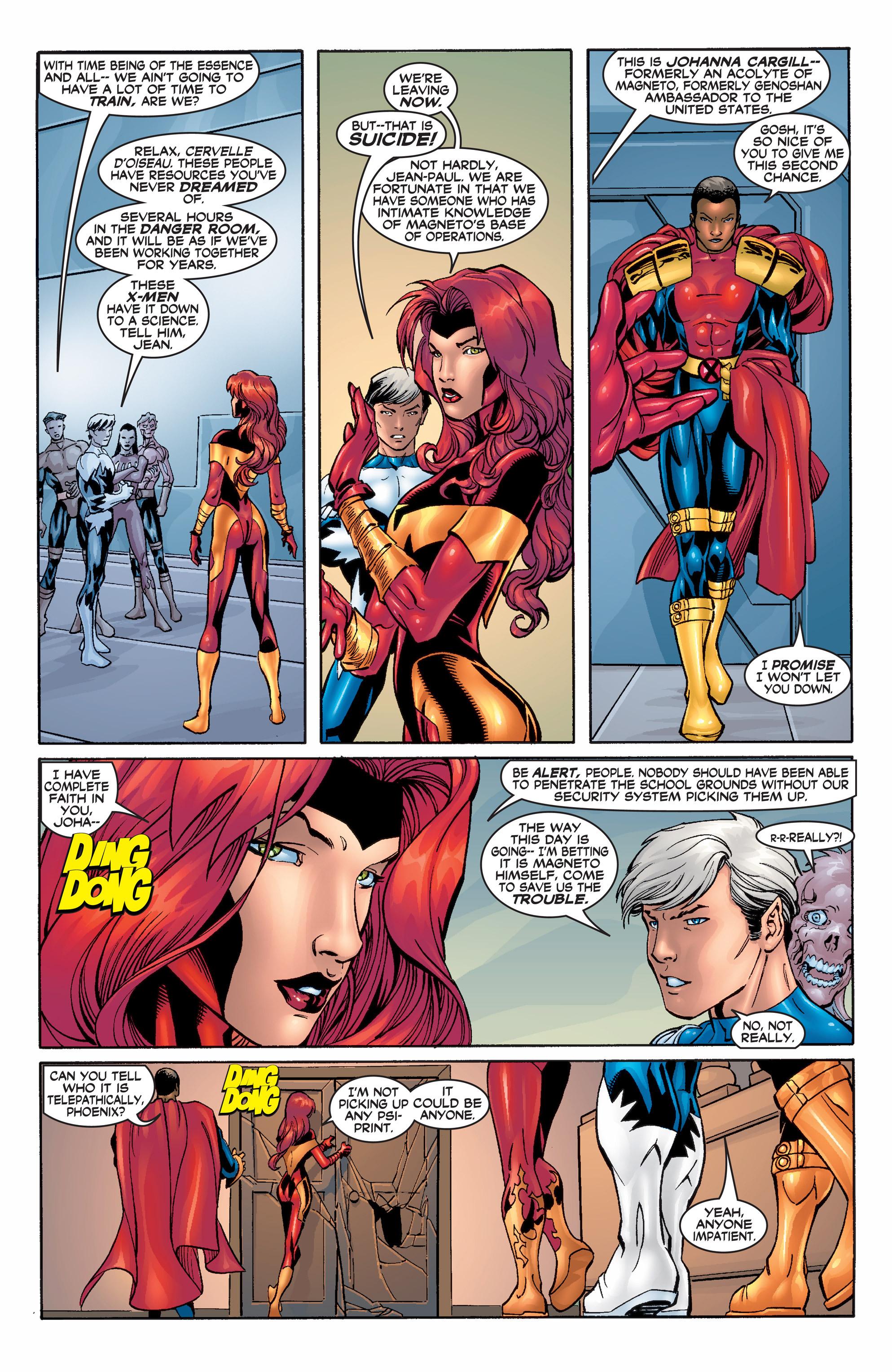Read online Uncanny X-Men (1963) comic -  Issue #392 - 21