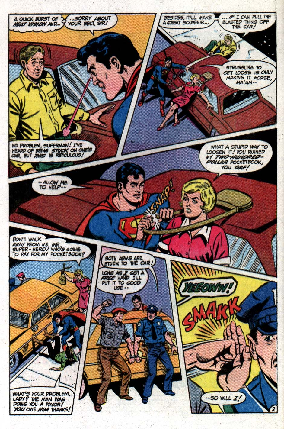 Read online Action Comics (1938) comic -  Issue #562 - 3