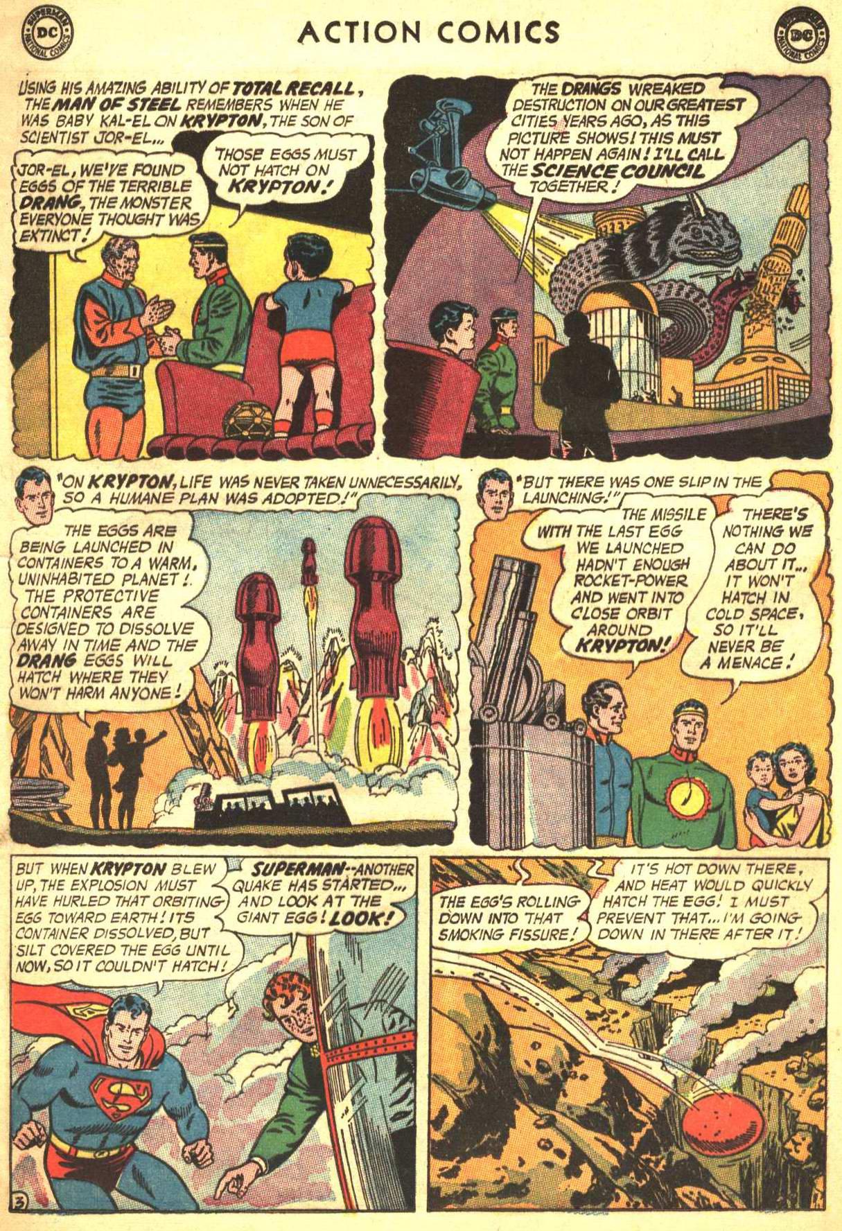 Action Comics (1938) 303 Page 3