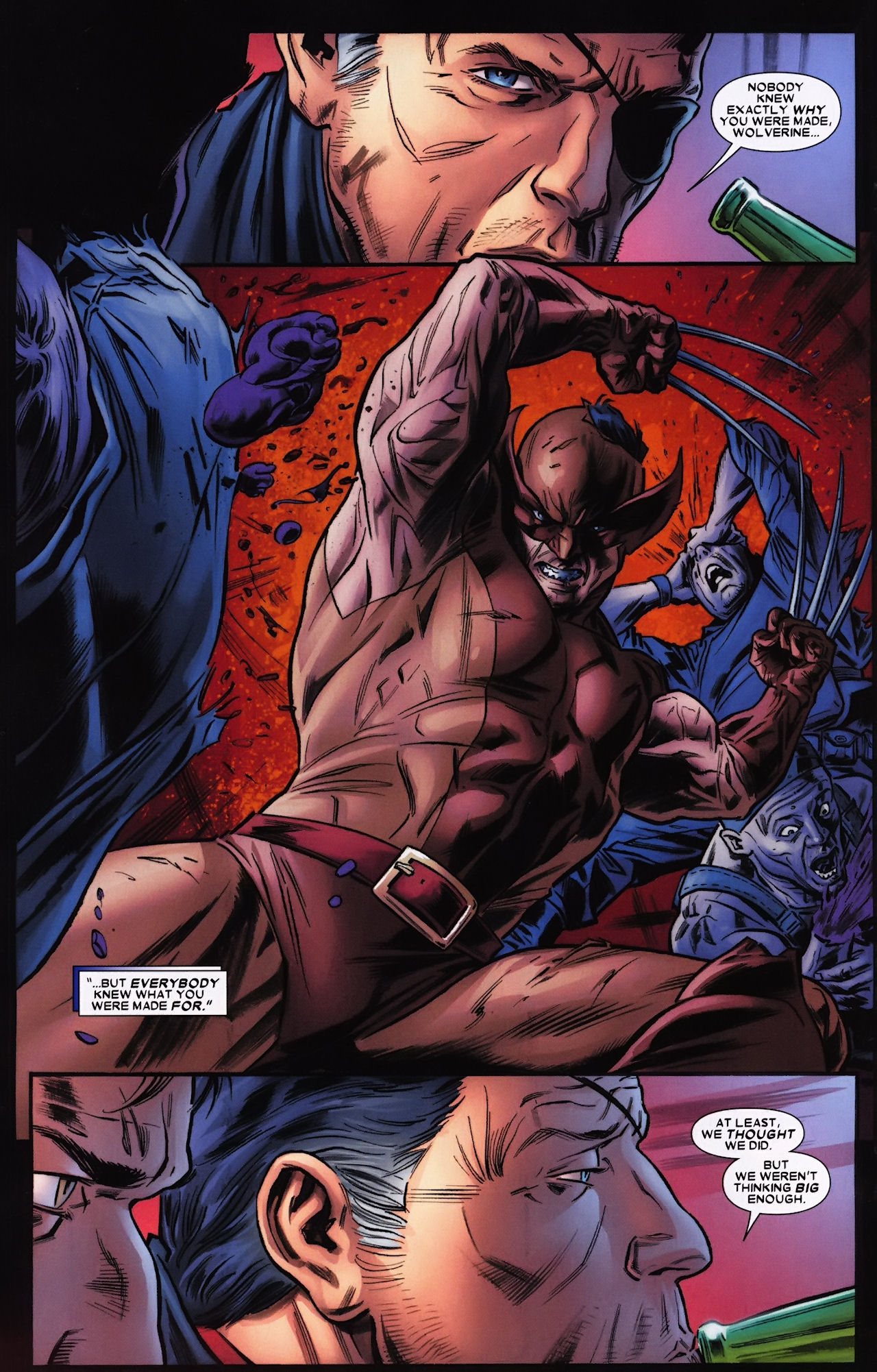 Read online Wolverine: Origins comic -  Issue #33 - 6