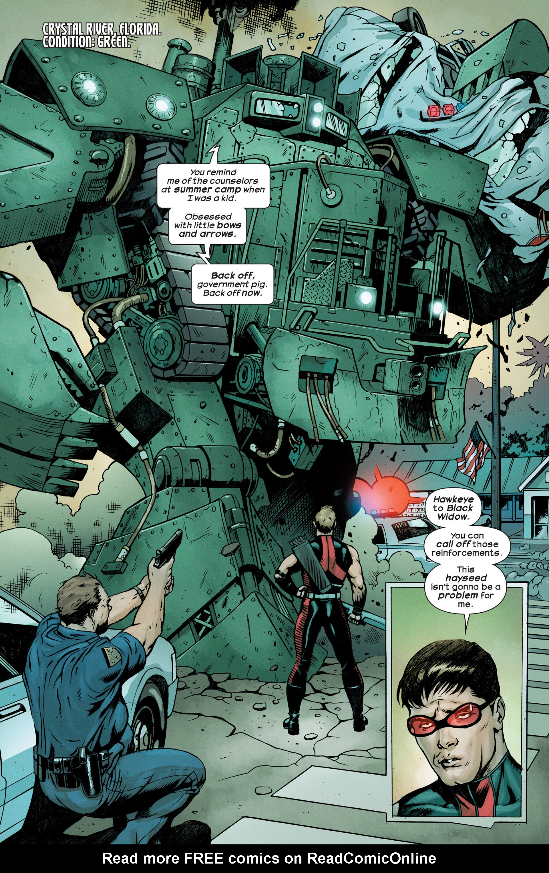 Read online Ultimate Comics Ultimates comic -  Issue #18.1 - 3
